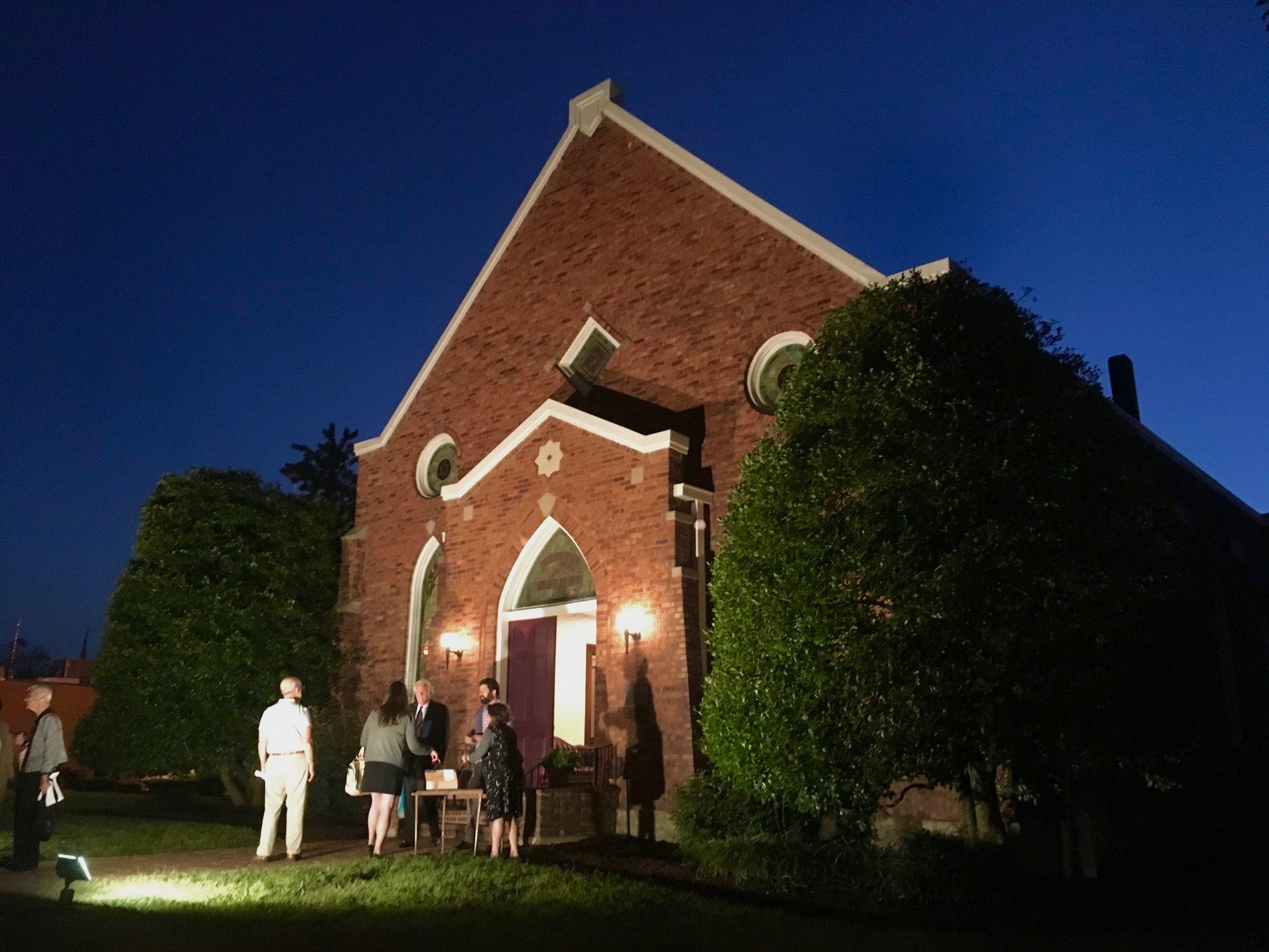 Temple Adas Israel, Brownsville, TN