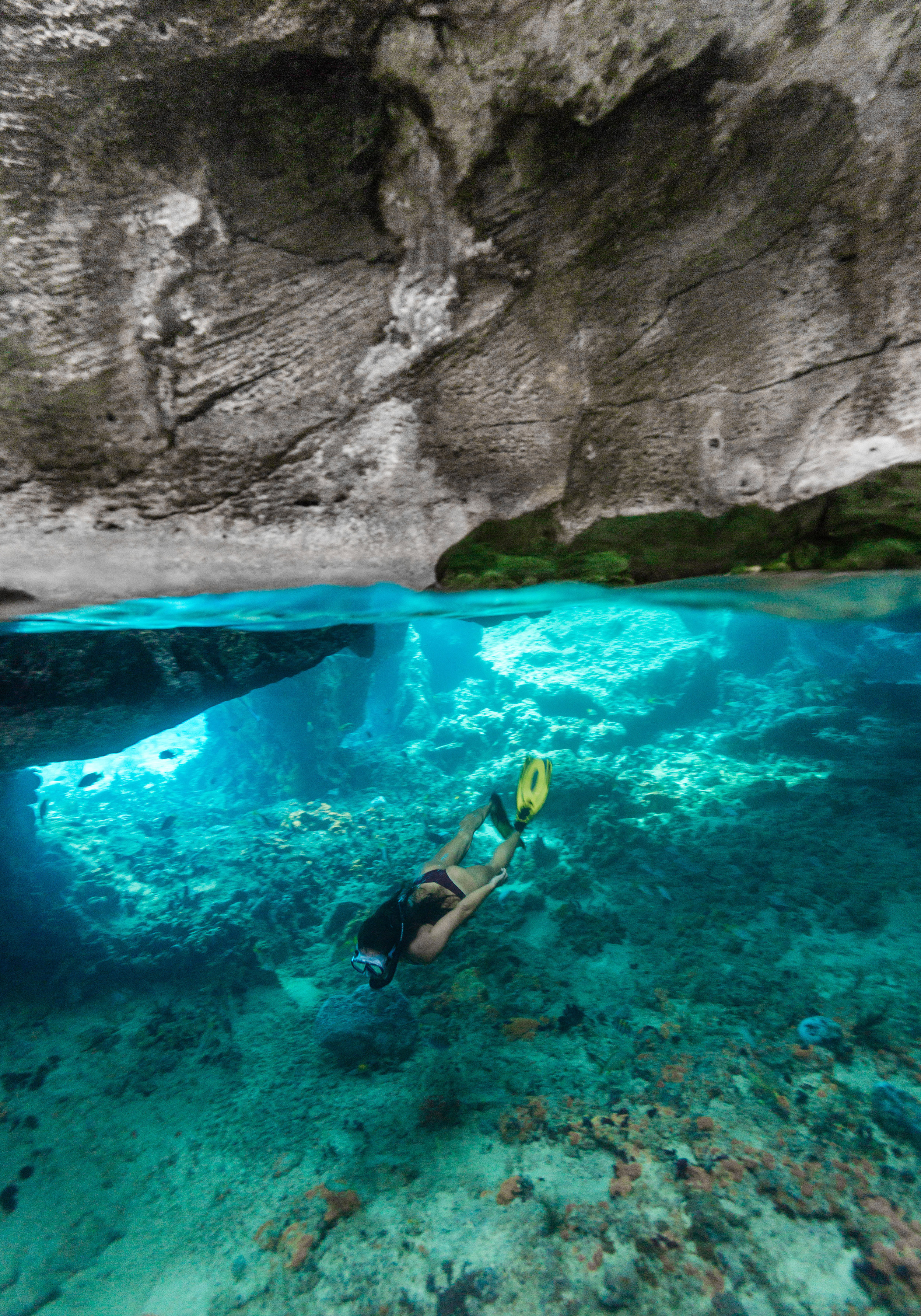 Enjoy the awesome solitude and wonder of Thunderbolt Grotto