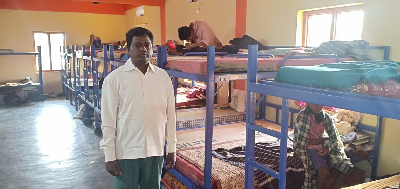 """I am so happy to see the children of St. Simon's School sleeping so well on the beds provided to them. Every single day of the last 12 years we have been praying for this. We thank God for this provision""   - Pastor John Edla, Warden at St. Simon's School"