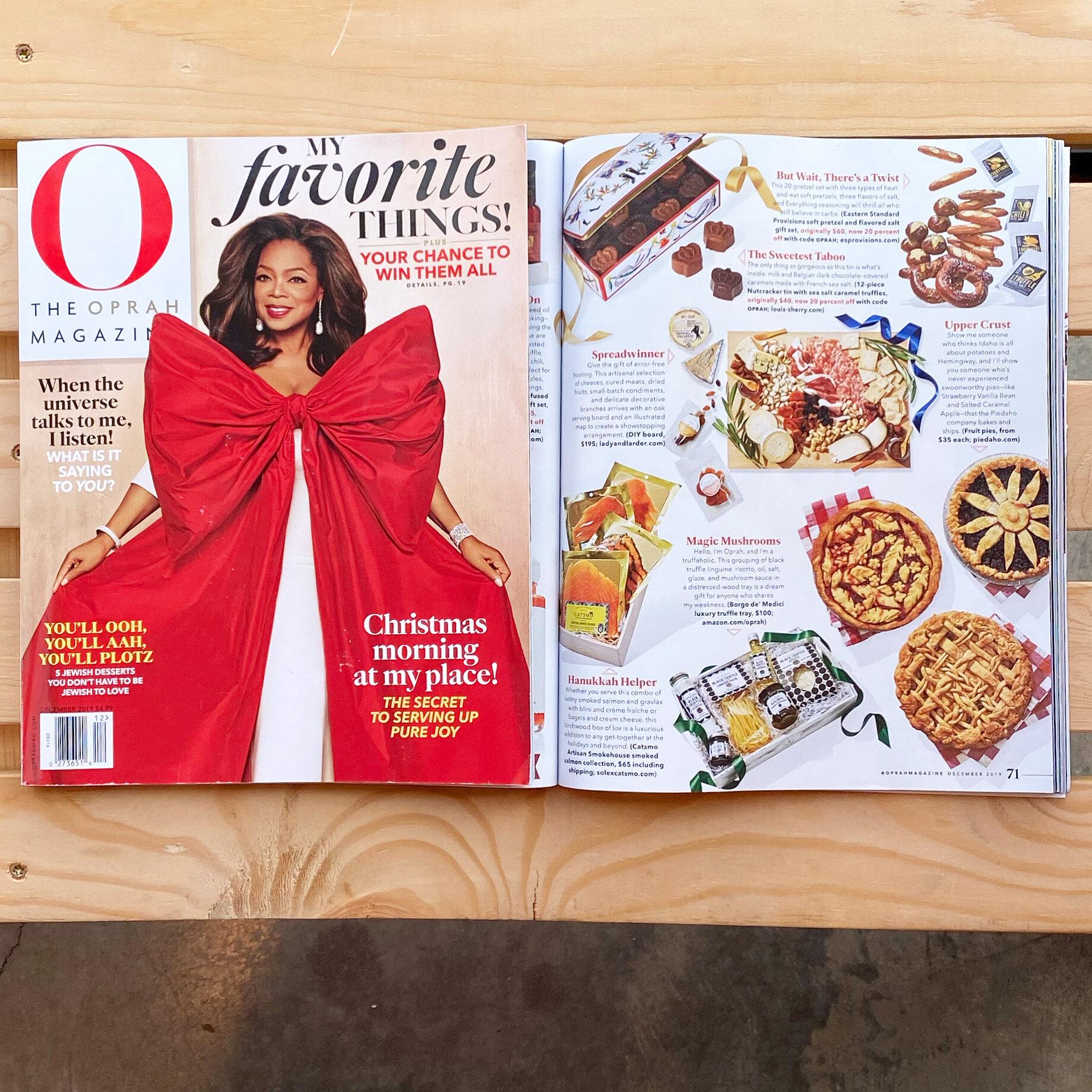 Oprah's Favorite Things 2019