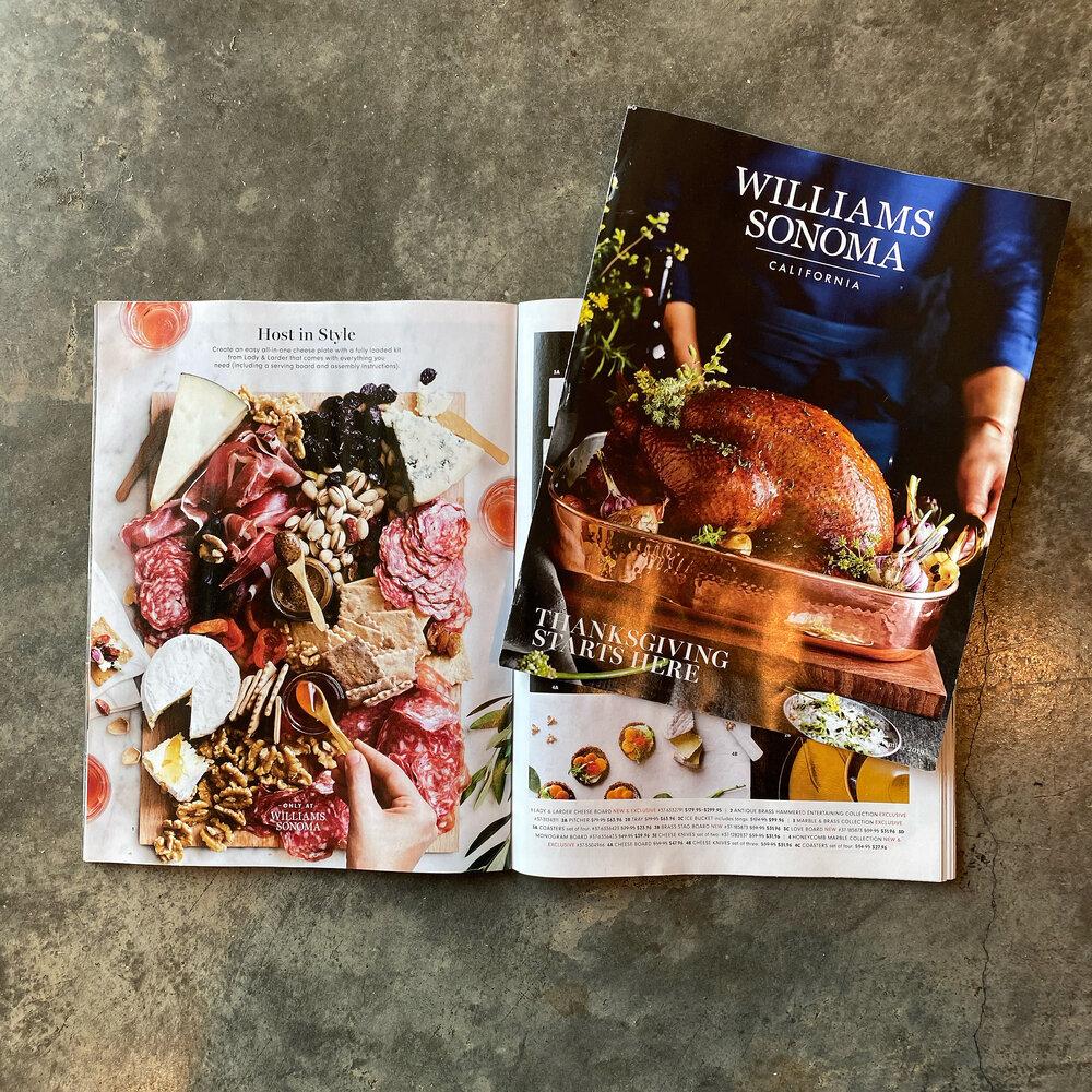 Williams Sonoma Magazine