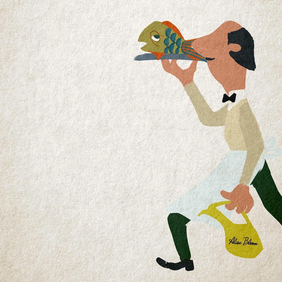 waiter-retro-fish-editorial-book-illustration.jpg