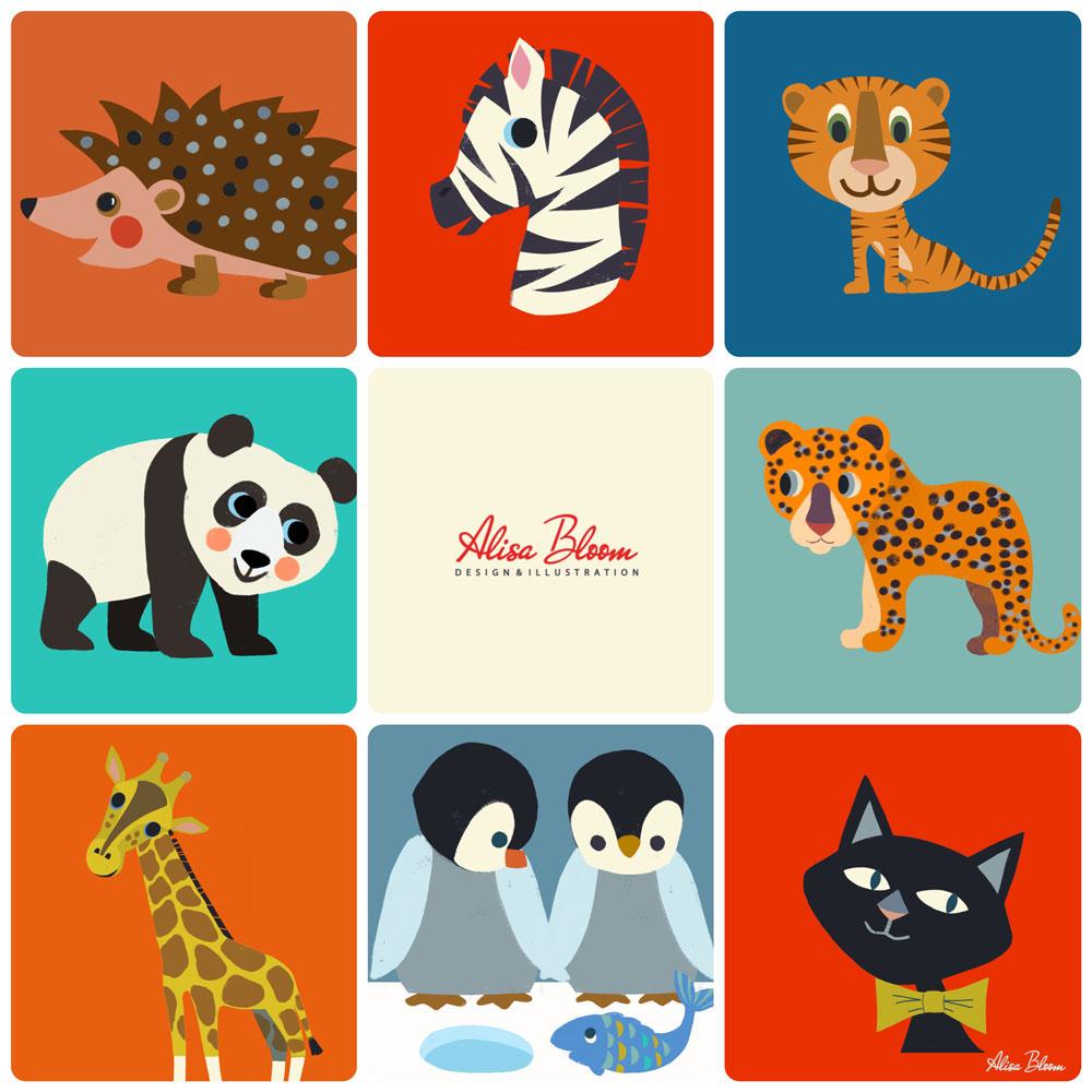 animals-cards-games-alisa-bloom-website-panda-penguins-zebra-tiger.jpg