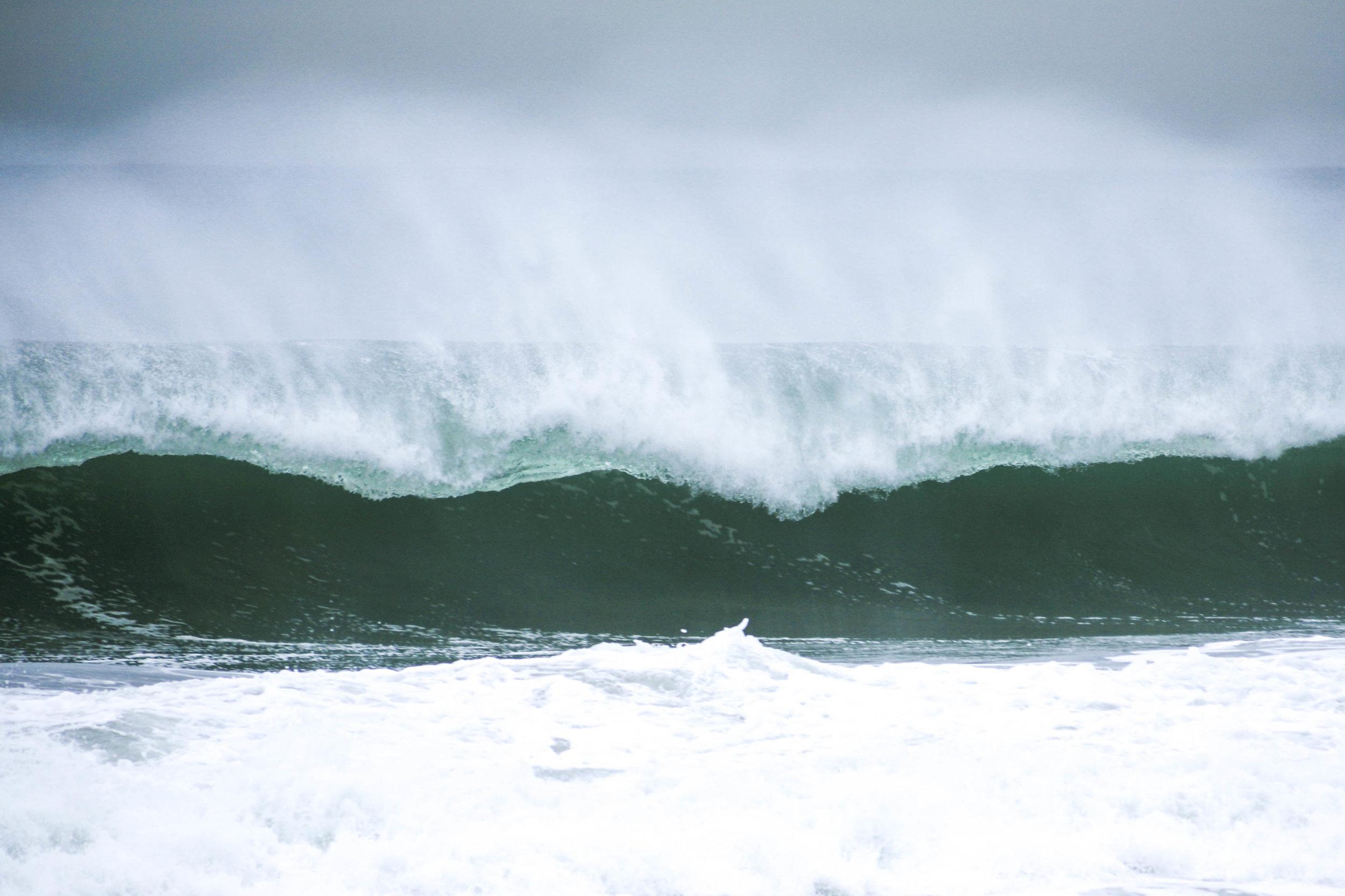 wave #7