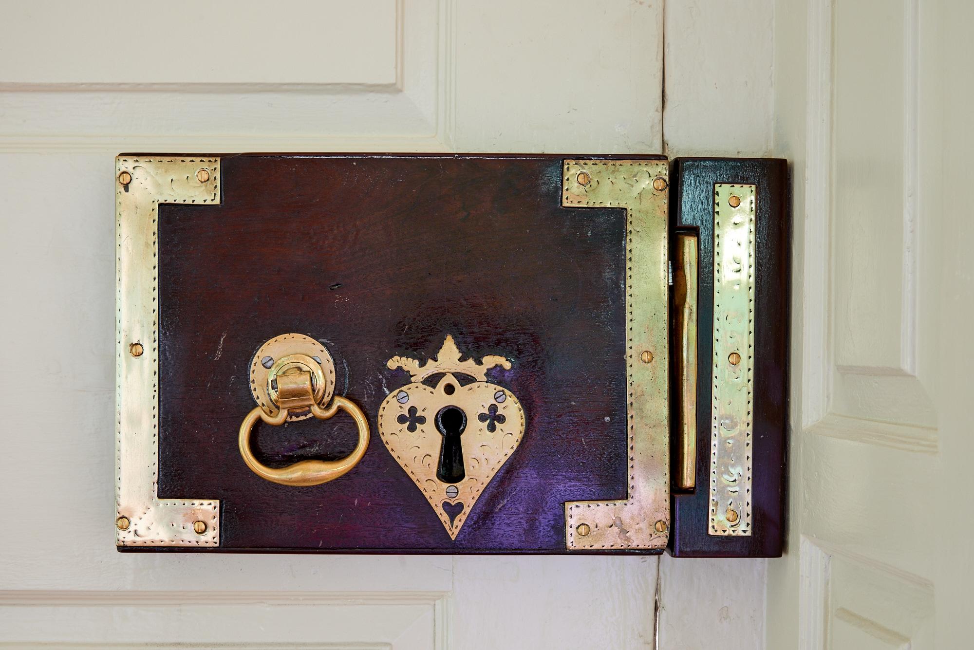 Alan Turkington Interiors Door Lock.jpg