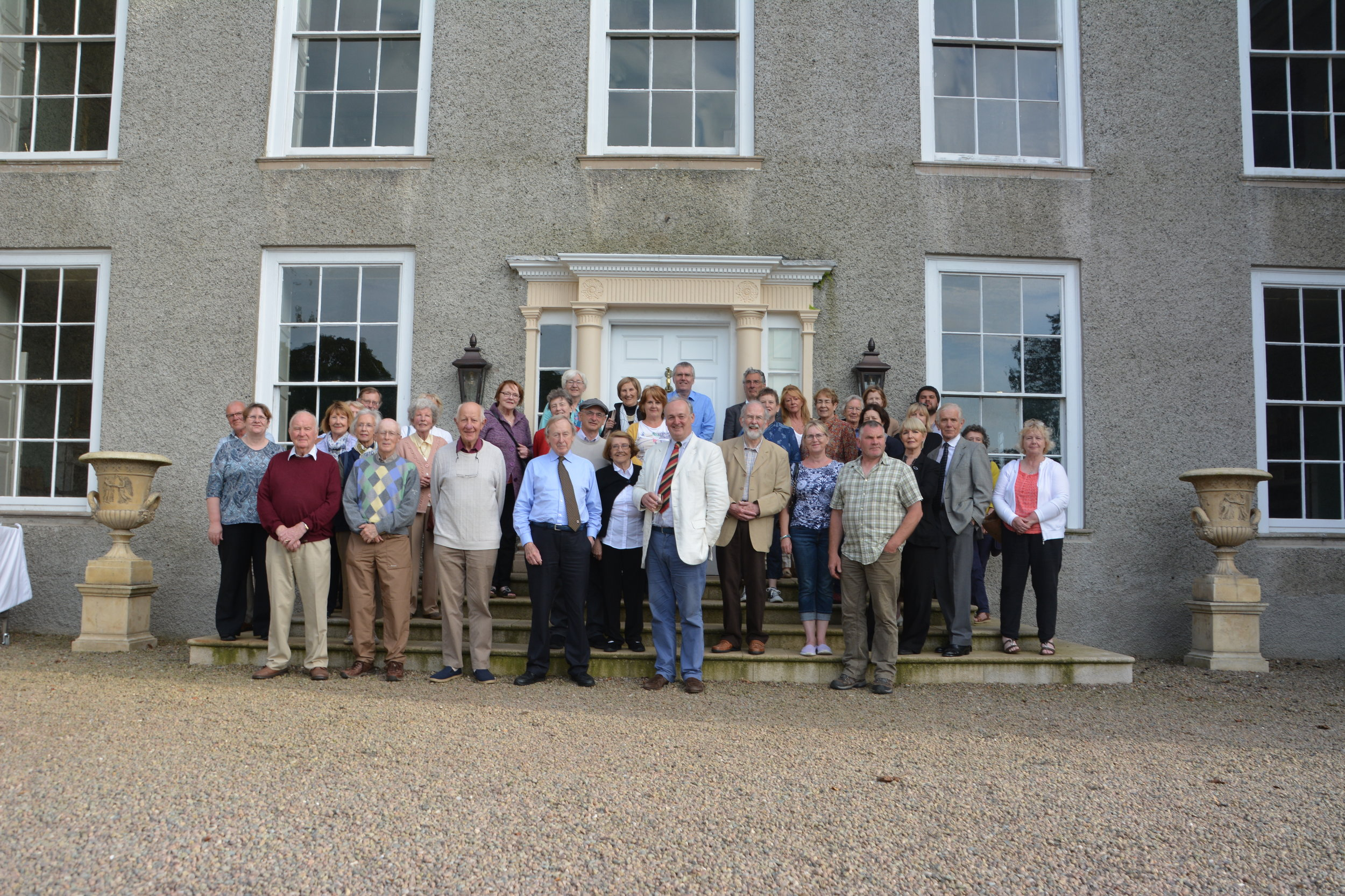 Visit of Down and Lecale Historical Society.JPG