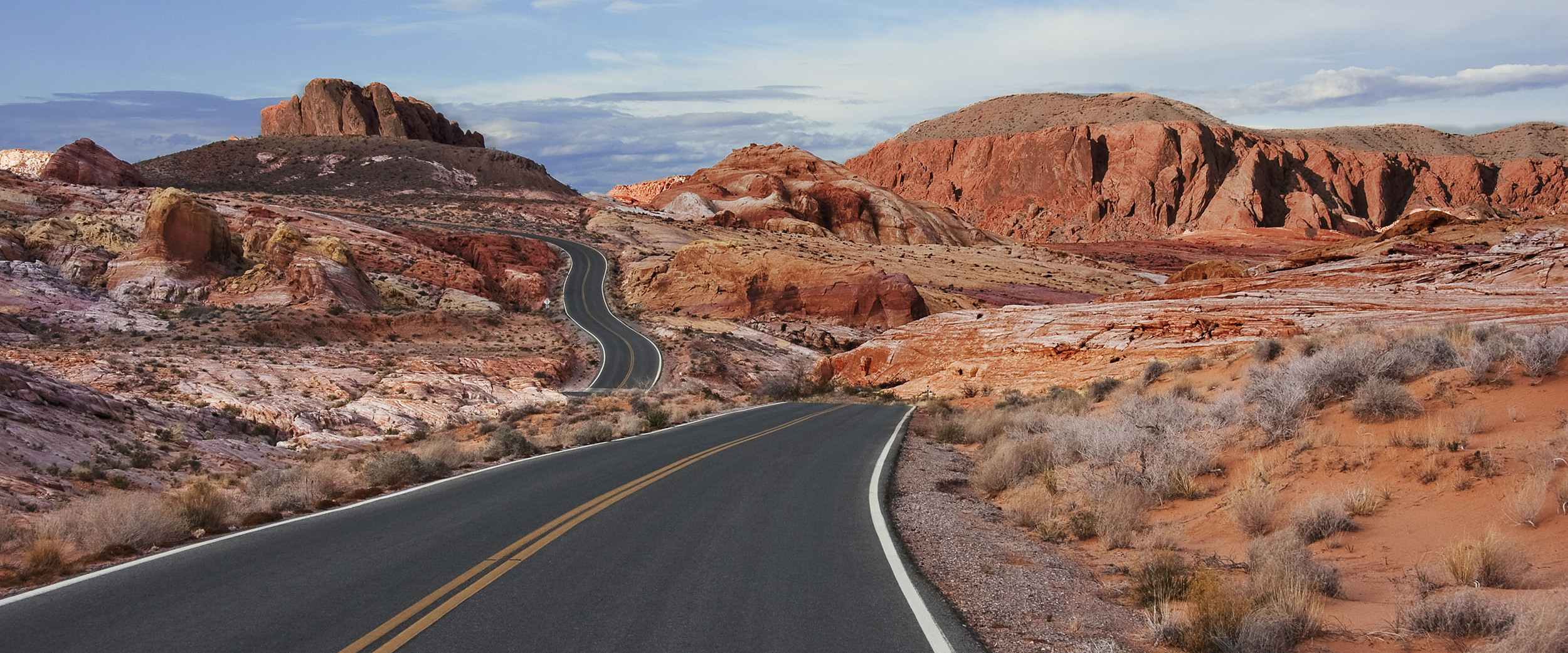 The Valley of Fire, NV