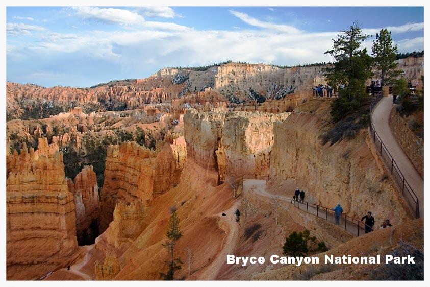 Click to view Bryce Canyon Portfolio