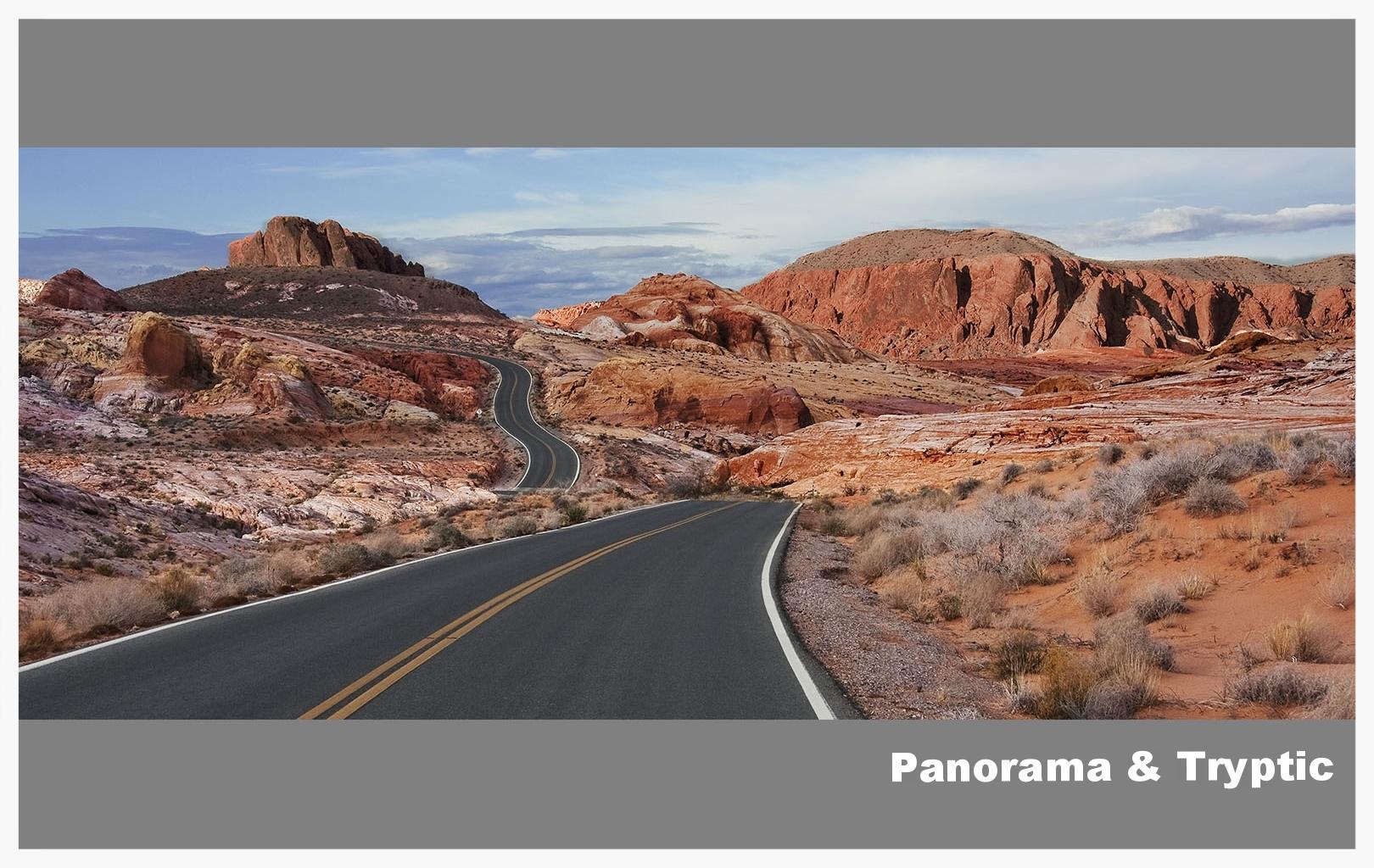 Click to view Panorama & Tryptic Portfilio