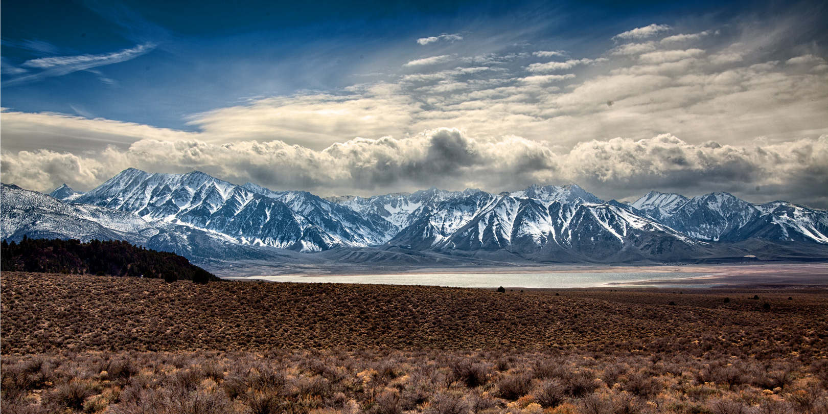 Eastern Sierras , Owens Valley, California