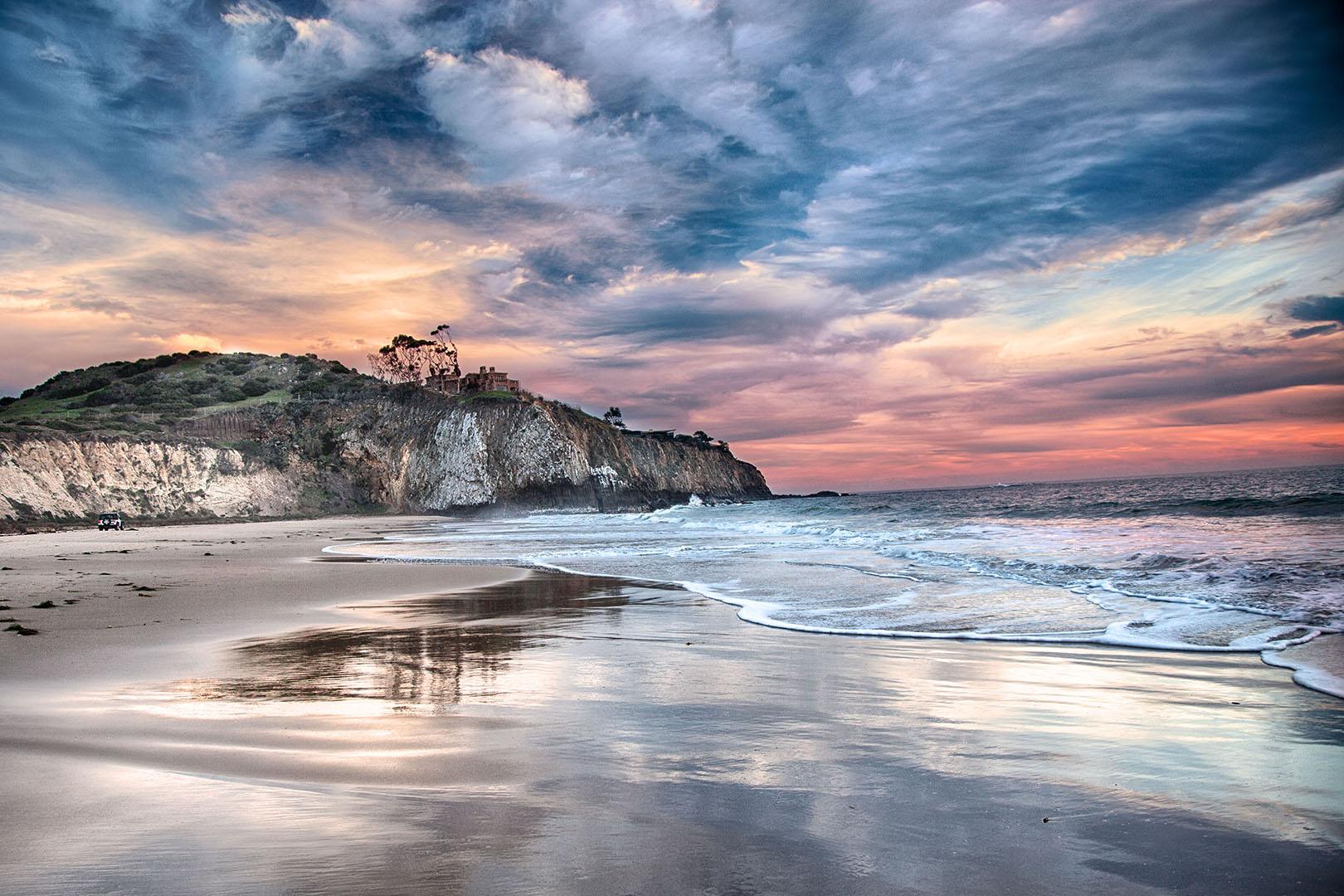 Crystal Cove, Abalone Point, Laguna Beach