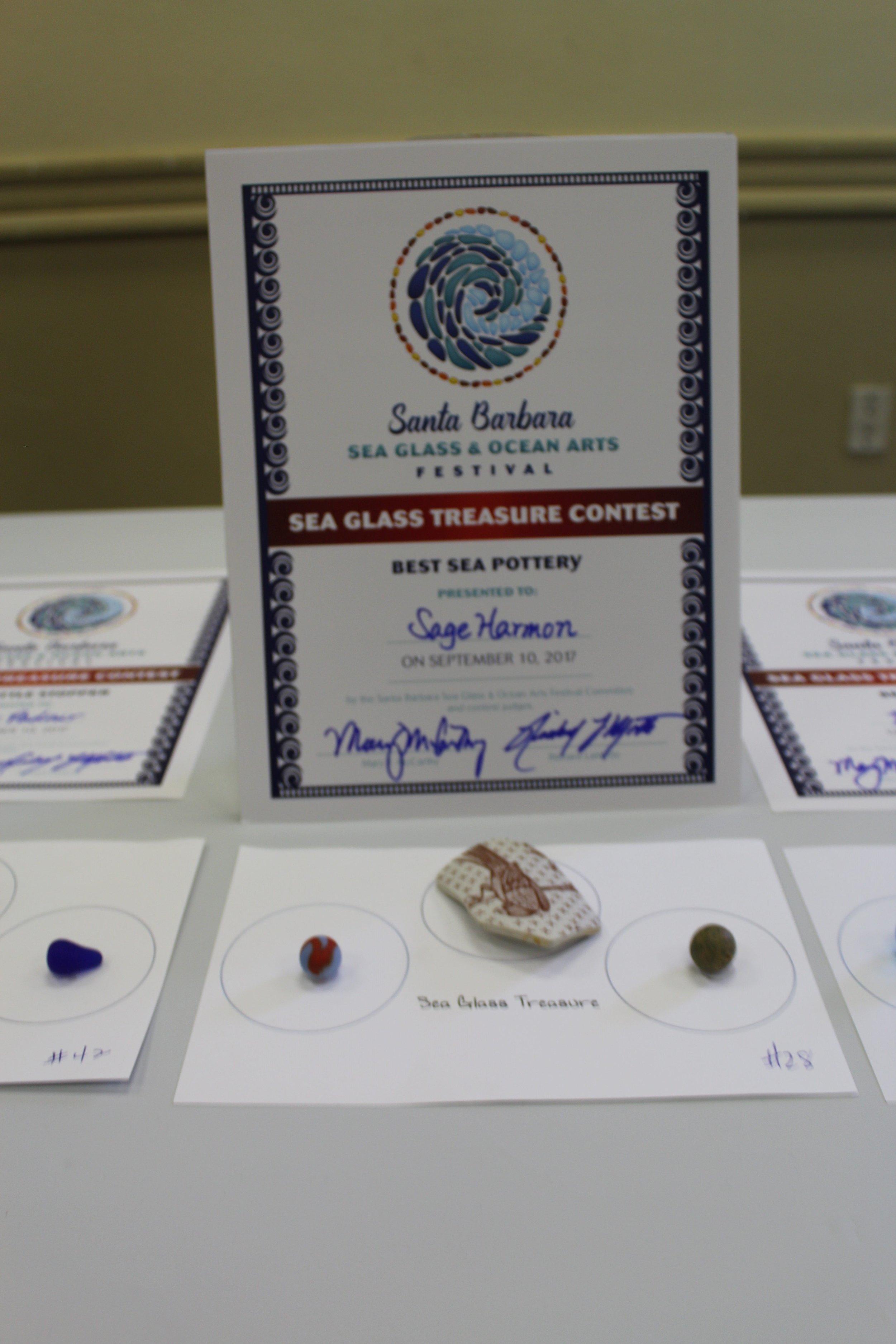 Best Sea Pottery: Sage Harmon