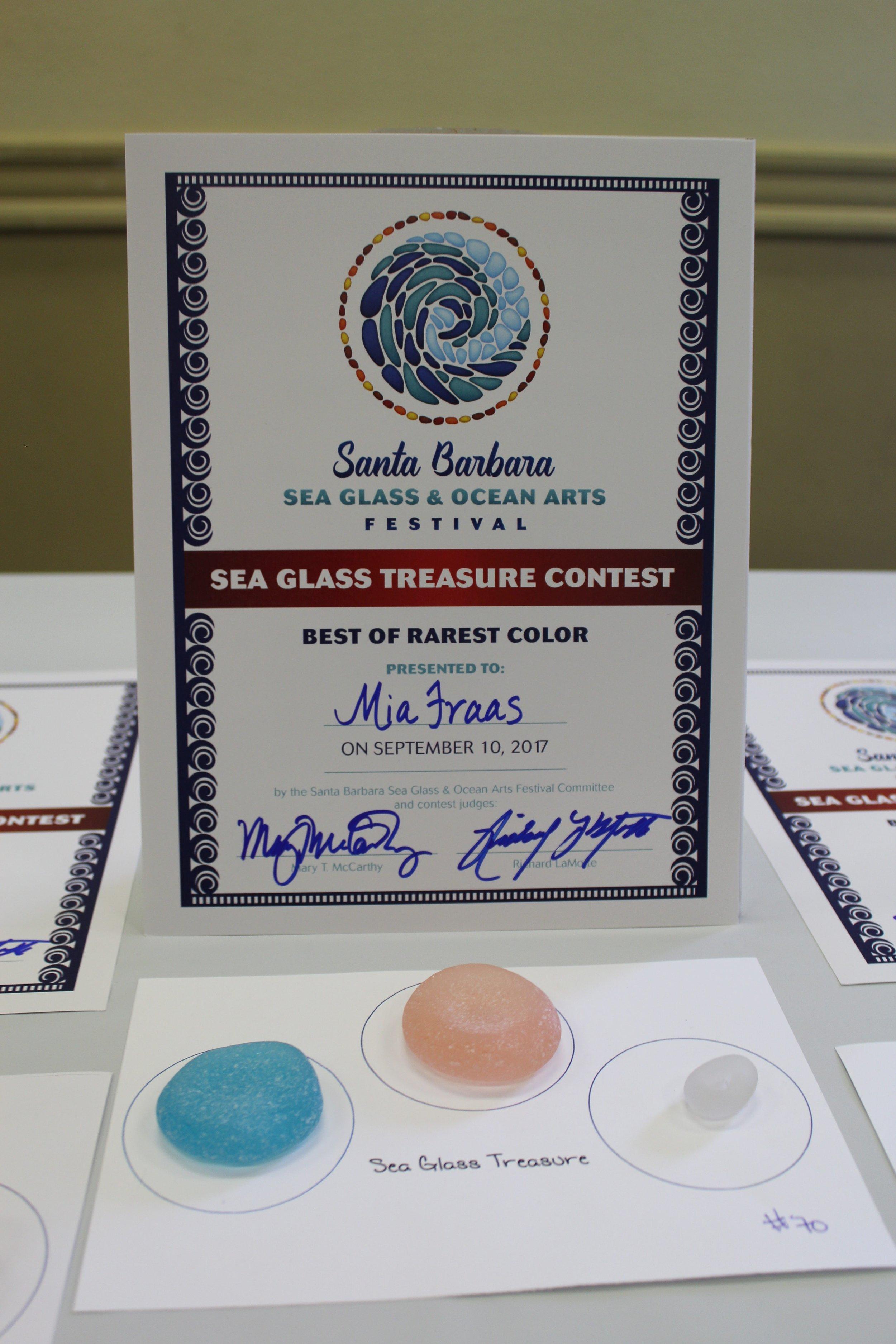 Best of Rarest Color: Mia Fraas