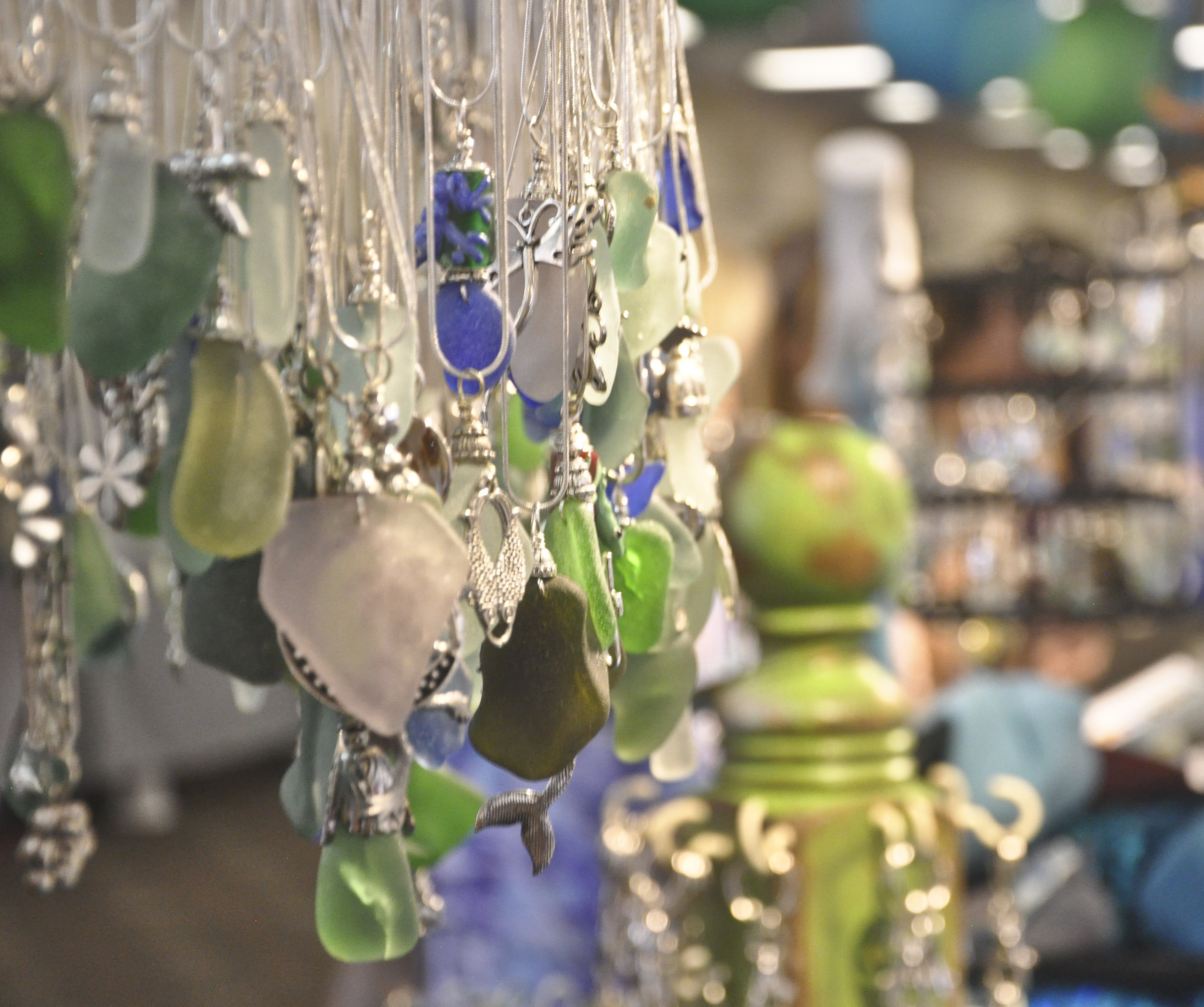 Beach Street Sea Glass photo by Heidi Kirkpatrick