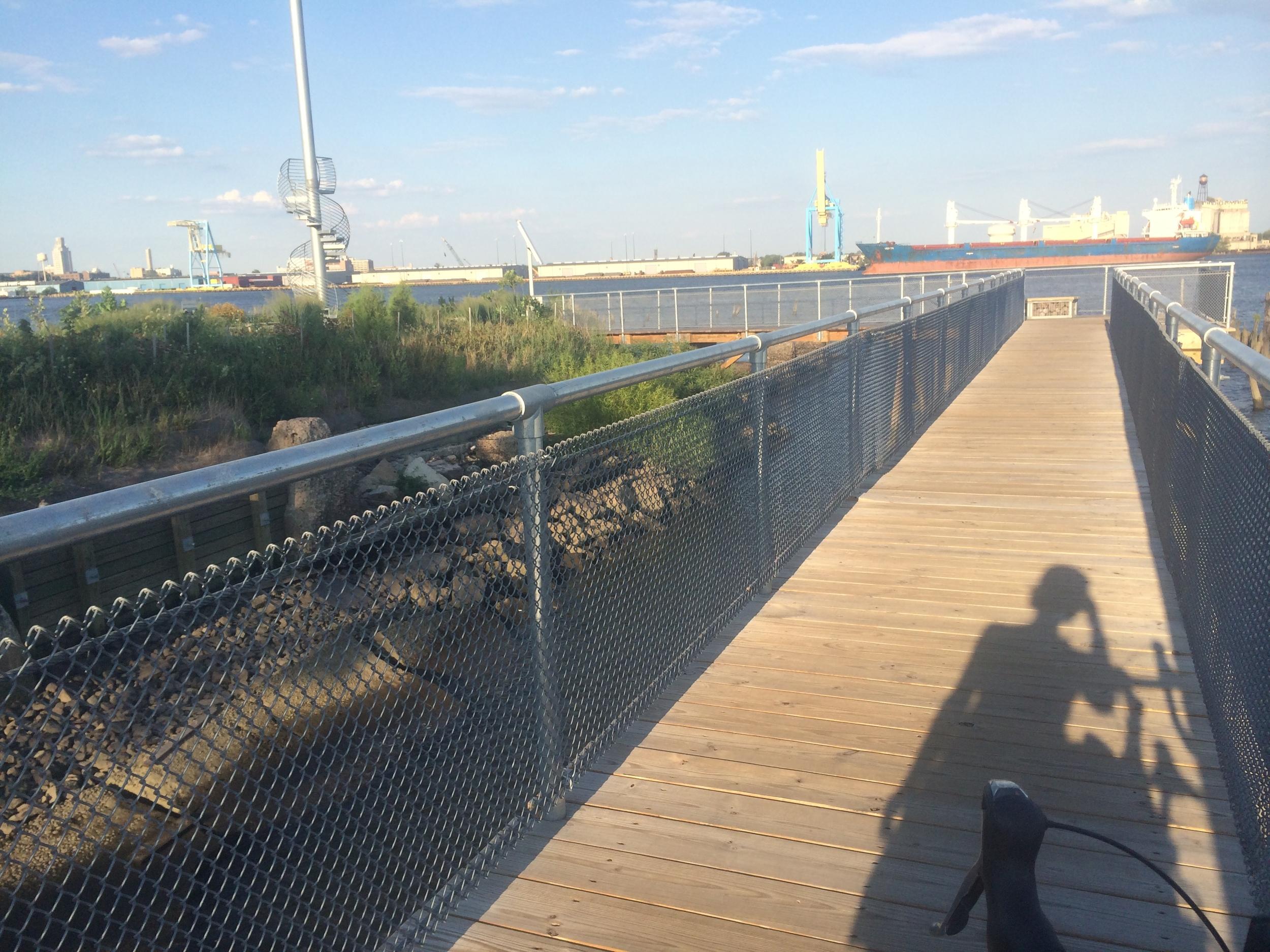 Washington Avenue Pier