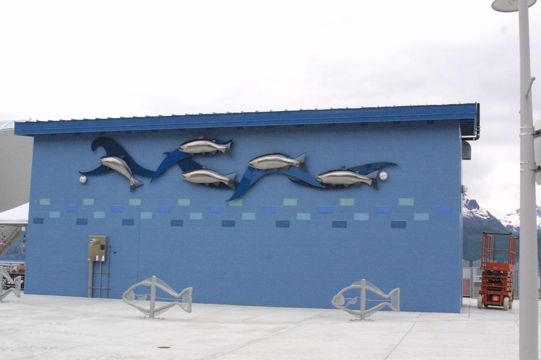Valdez Cruise Ship Dock