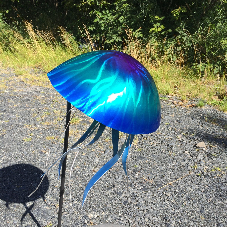 Aluminum Jellyfish