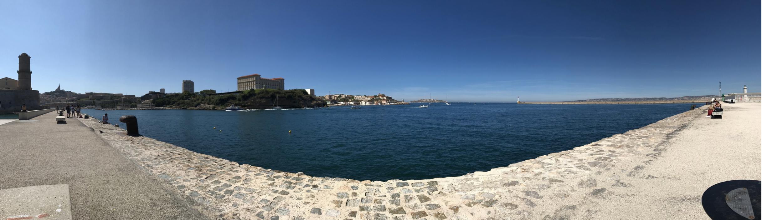 Vieux Port, Marseille, France