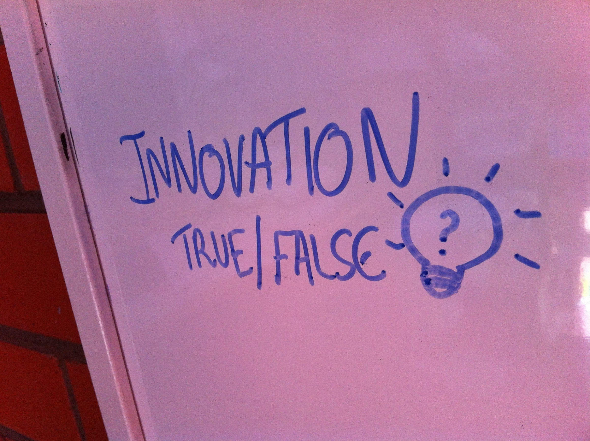 The True and False of Innovation
