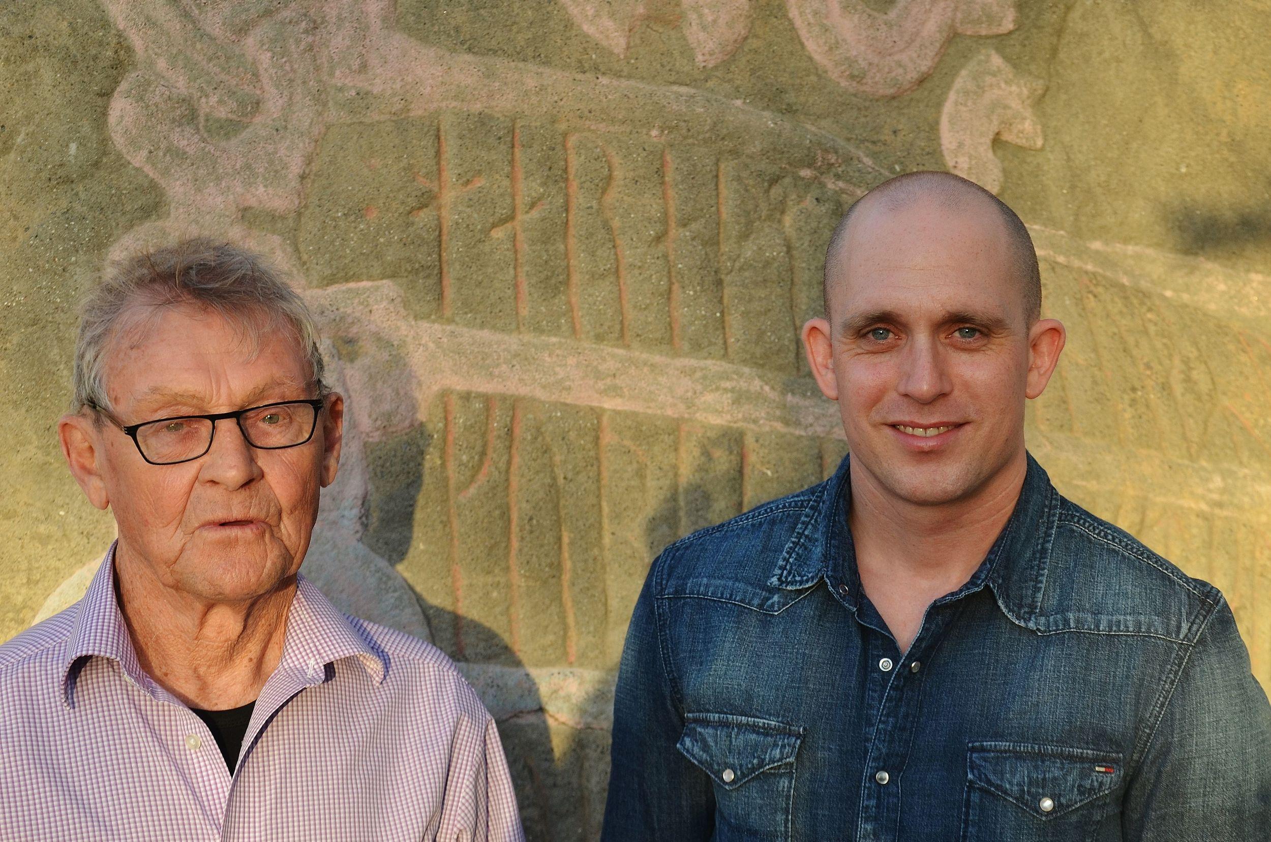 Jens Rosendahl & Rasmus Skov Borring