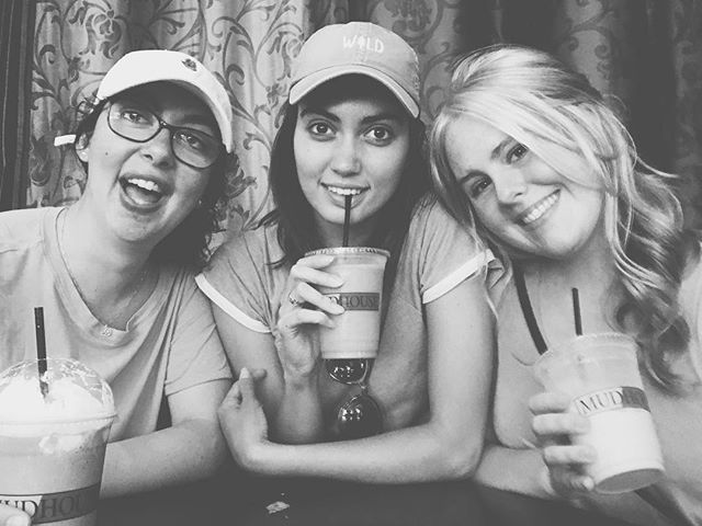 These women are the best people I know. We have been through everything together for the last eight years. Loss, love, broken hearts, new starts, healing, growth, adventures across the country, and now cancer. Feeling extra grateful for these sisters who inspire me, love me, and champion me every day. A girl couldn't ask for better best friends.