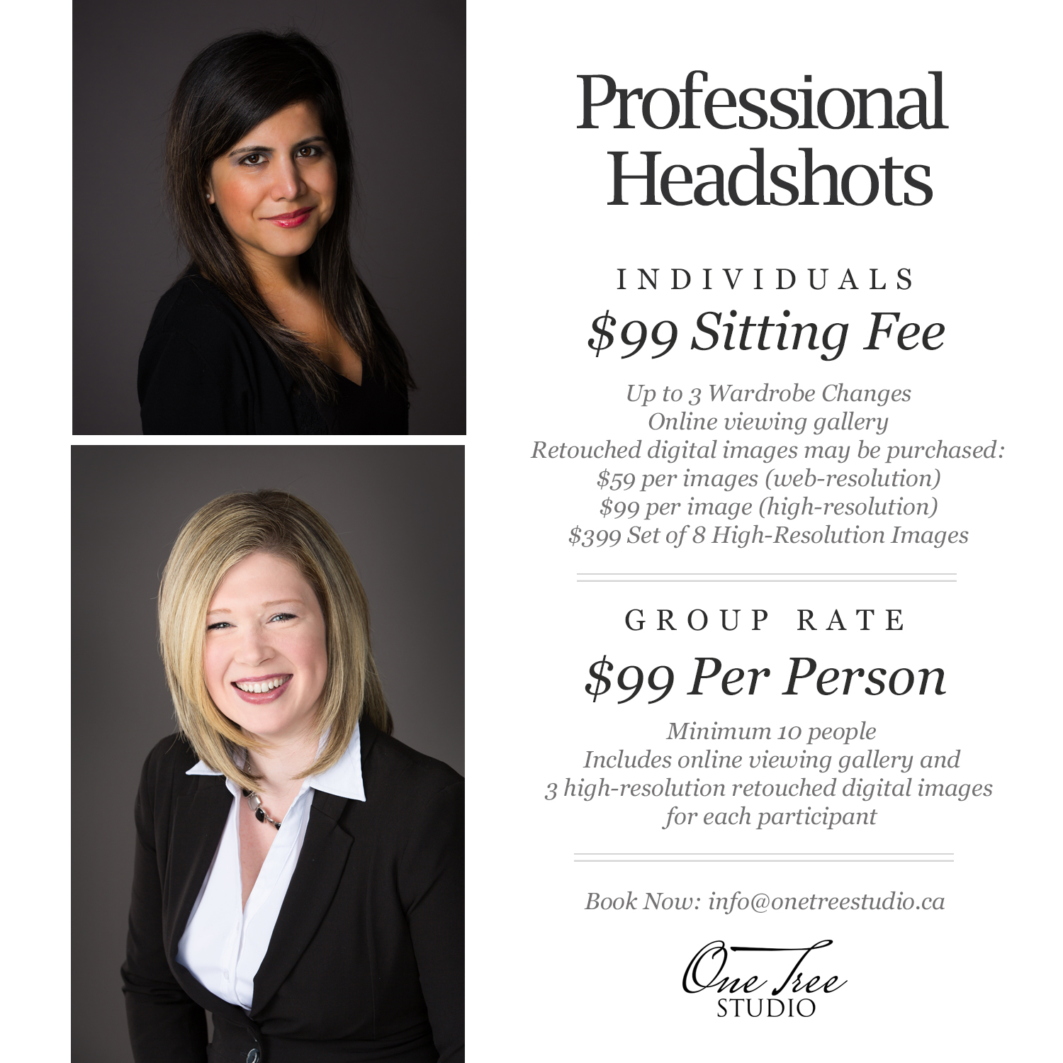 3 reasons why you need a new business headshot | Photo Booth
