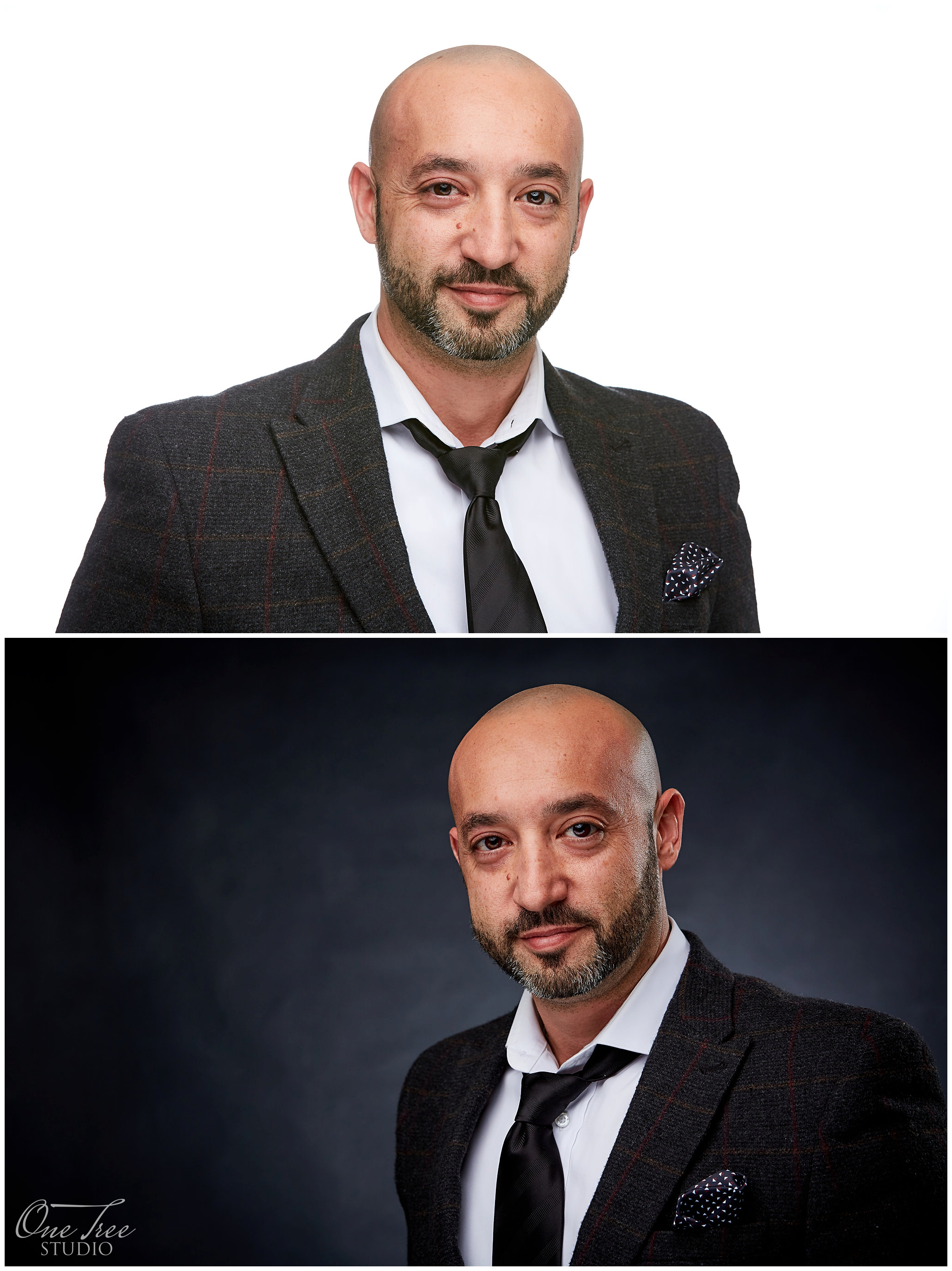 Pro Headshot Booth | Toronto Headshot Photographer | One Tree Studio Inc.