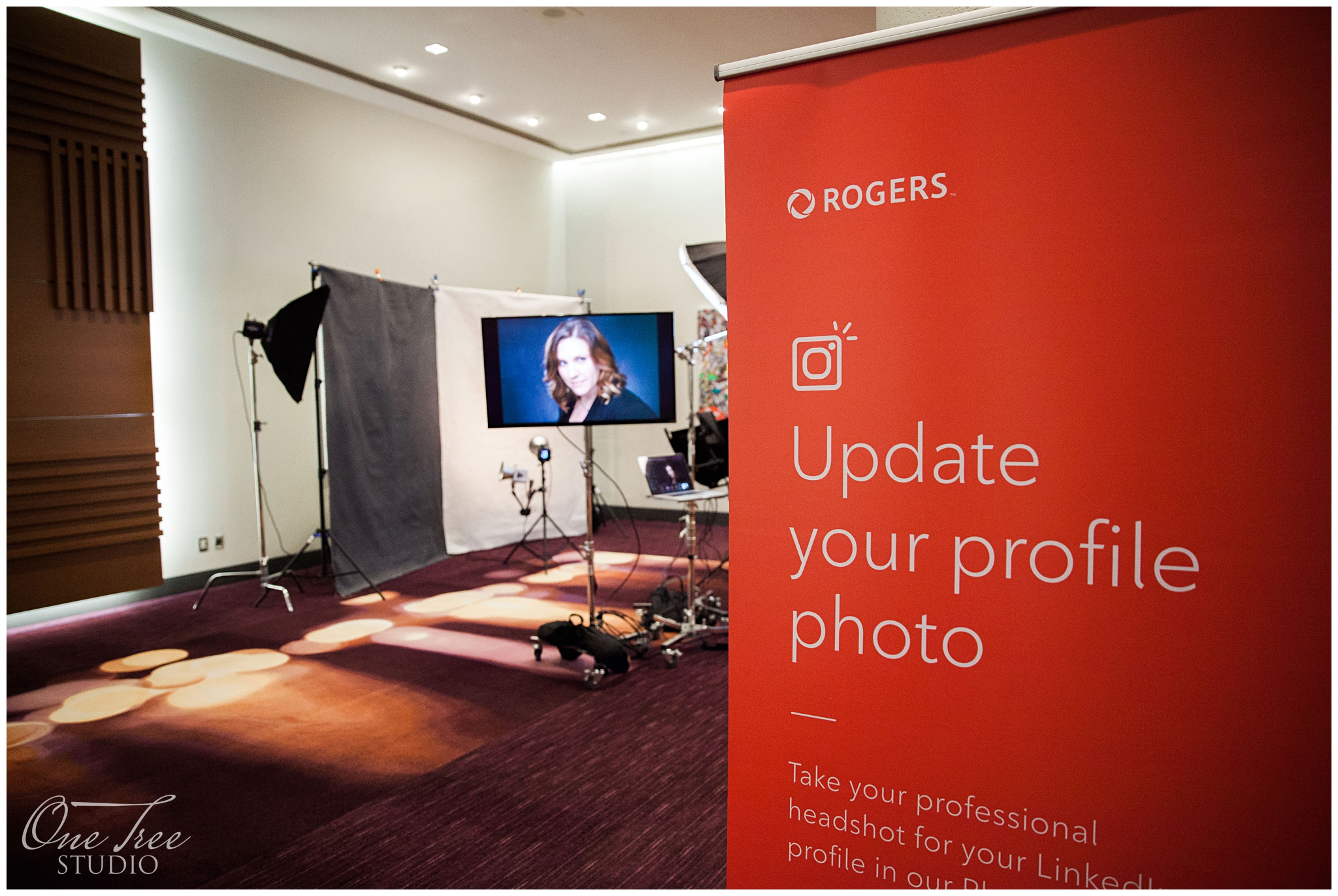 Luxury Photo Booths | Brand Activations | Marketing | One Tree Studio Booth | Toronto and Niagara Region