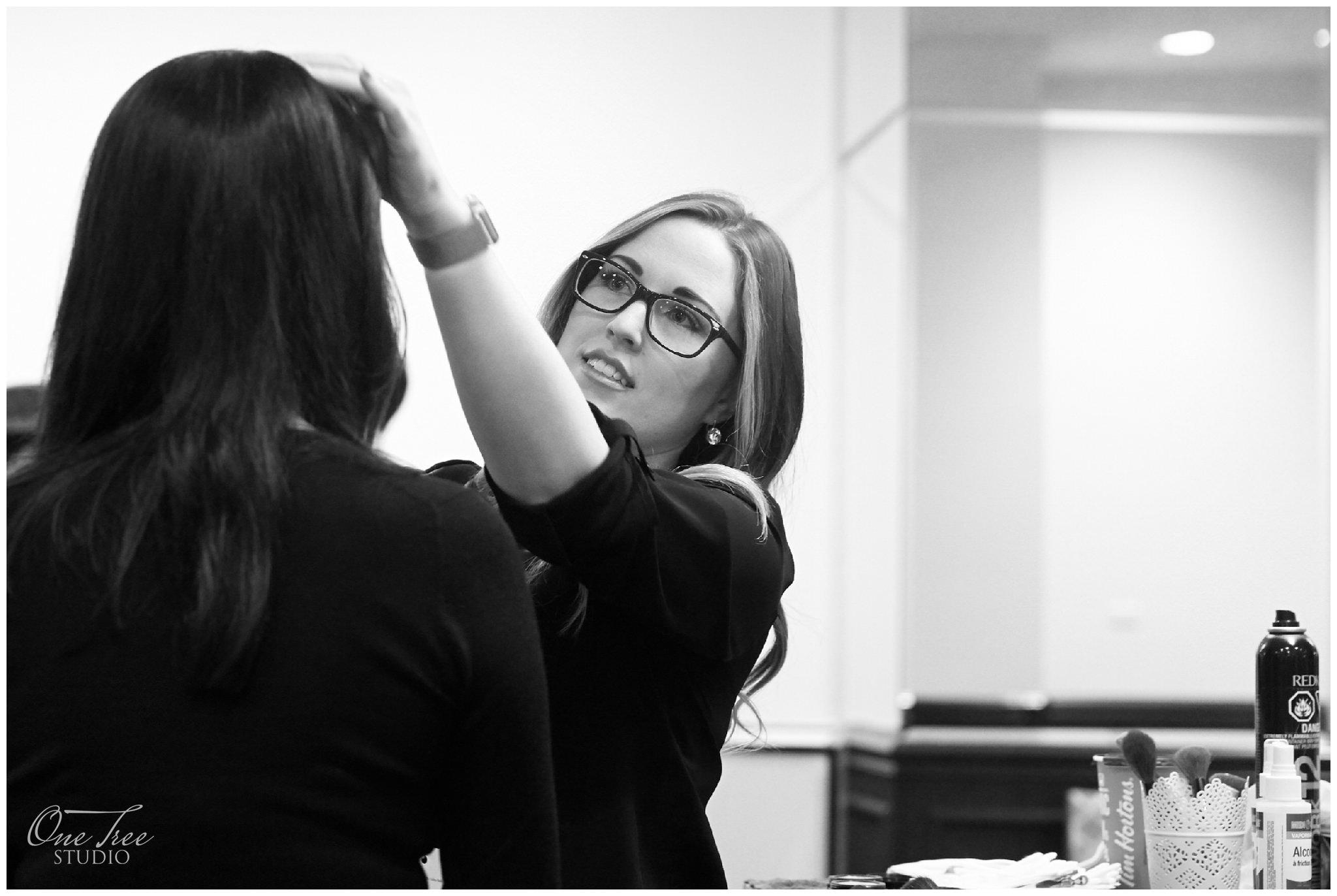 Conference Headshots at Sheraton Centre Toronto   One Tree Studio Inc.