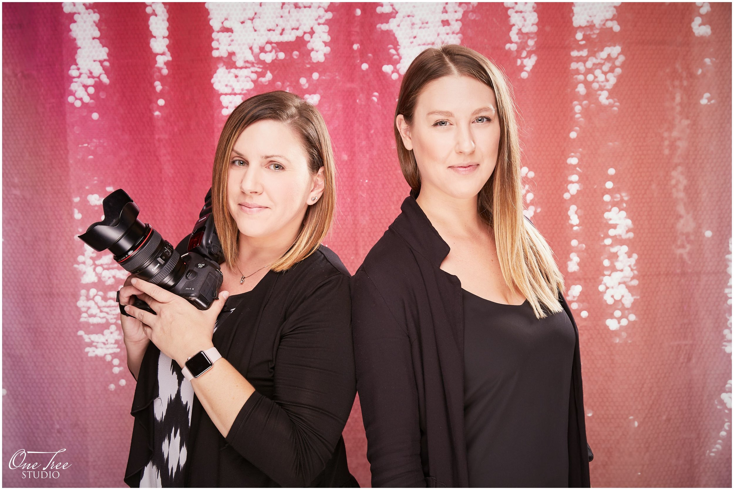 Markham Breast Health Centre Photo Booth with Photographers
