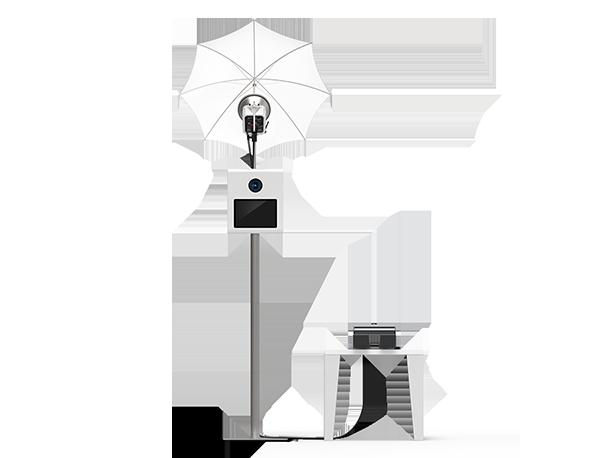 The Mini Studio Booth