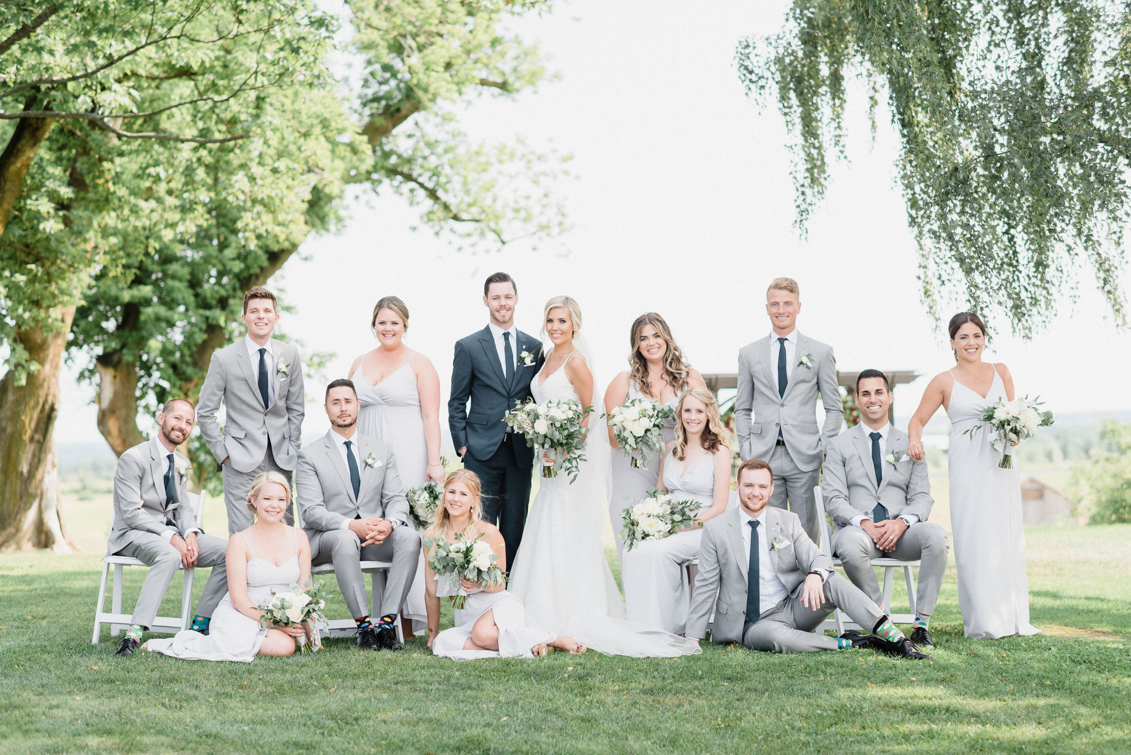 Wedding photography by the talented     Jenn Kavanagh Photography     at   Earth to Table: The Farm