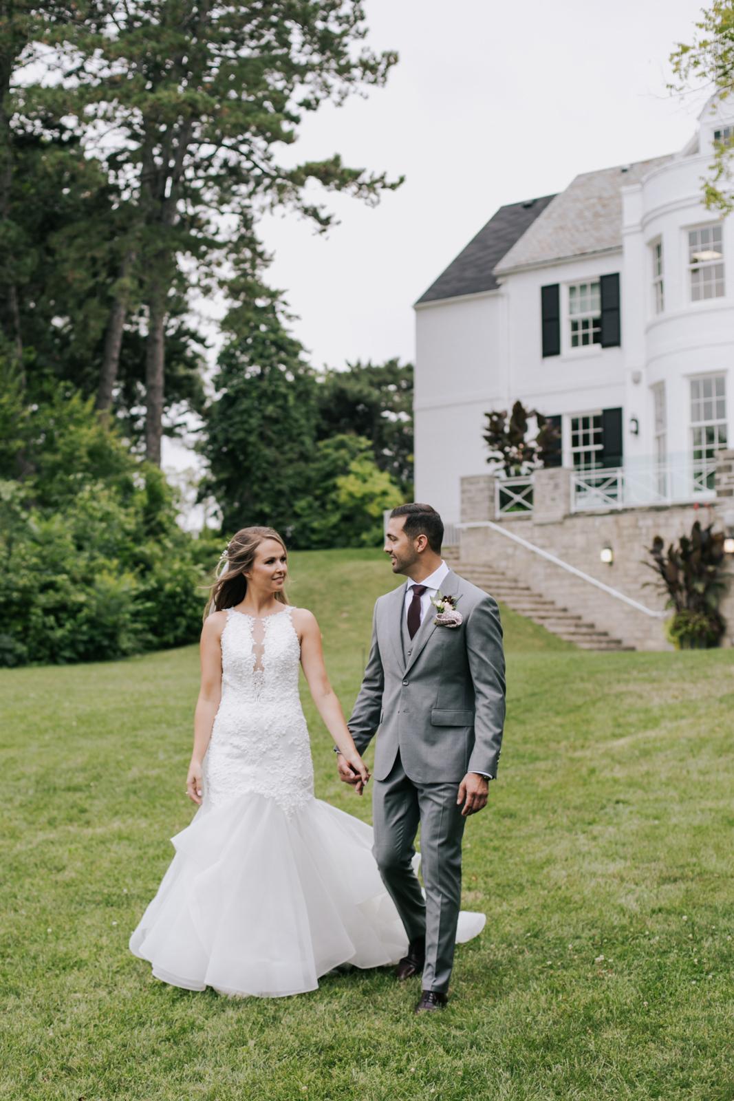 Harding Waterfront Estate Wedding