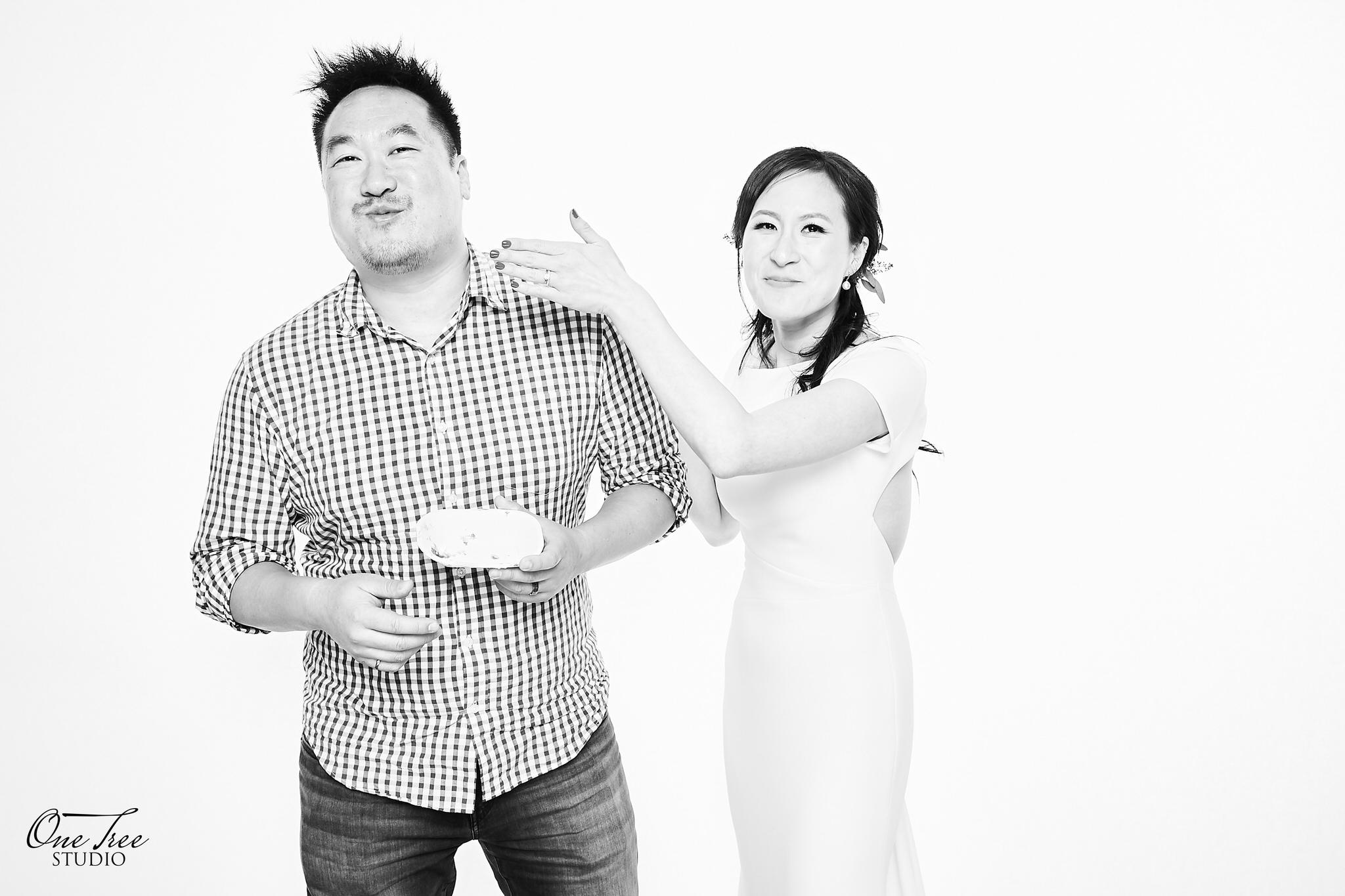 Jen & Brian's Luxury Photo Booth Toronto
