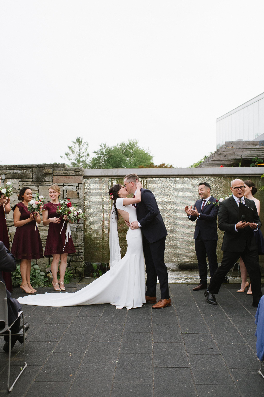 Toronto Botanical Garden Wedding