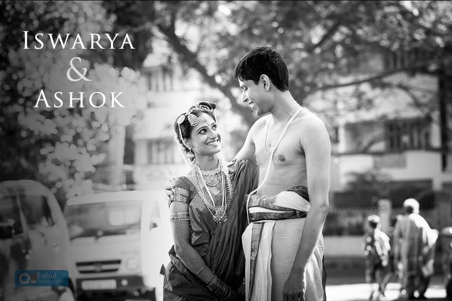 Ashok and Iswarya