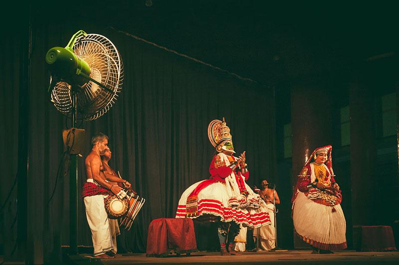 Kathakali - A photo series