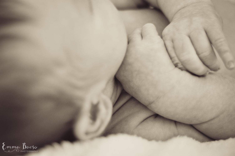 Owen / finger lakes newborn photography