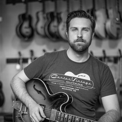 Zach Broyles - Founder of Mythos Pedals