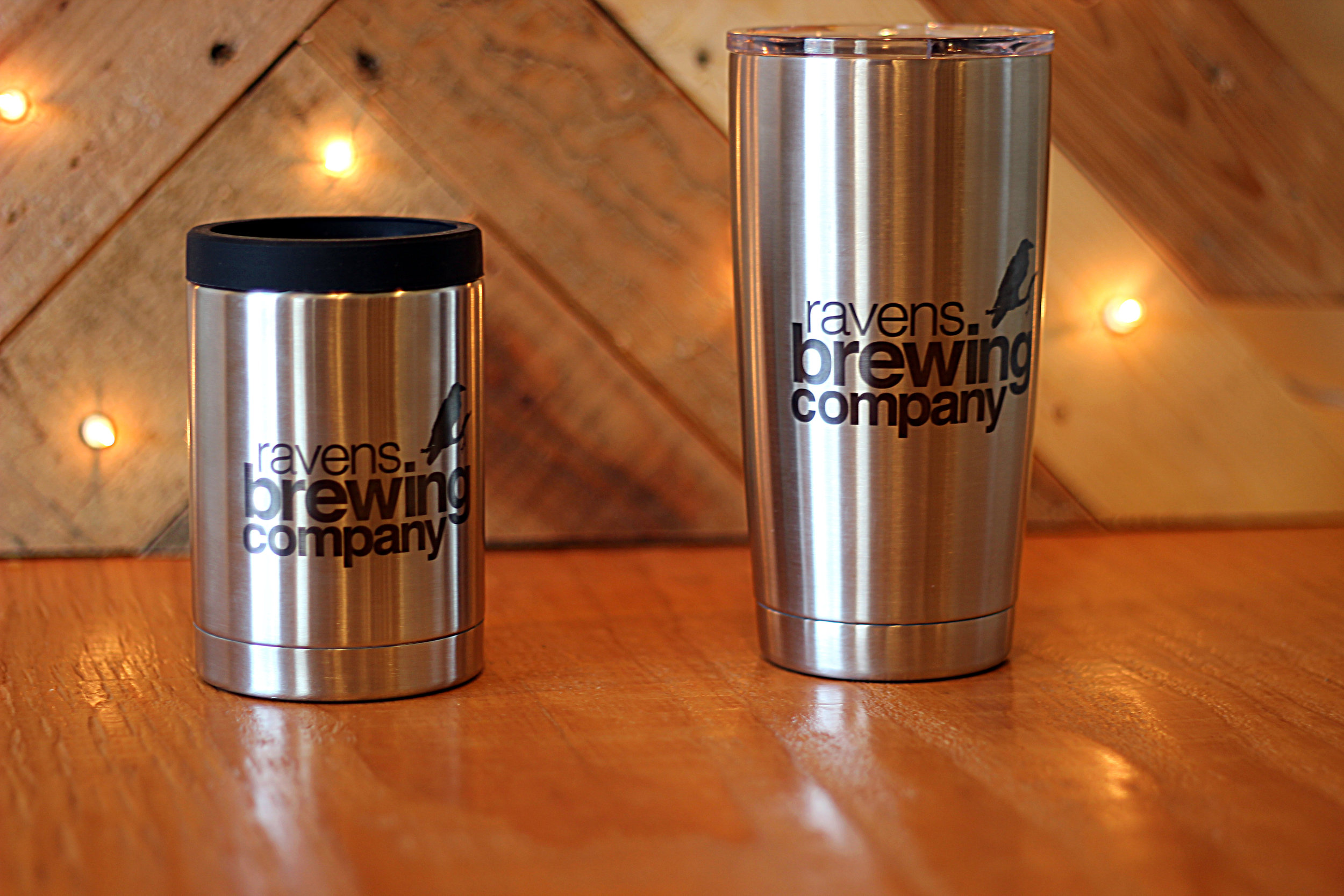 Stainless Steel Can Coolers & Tumblers from Arcticup.