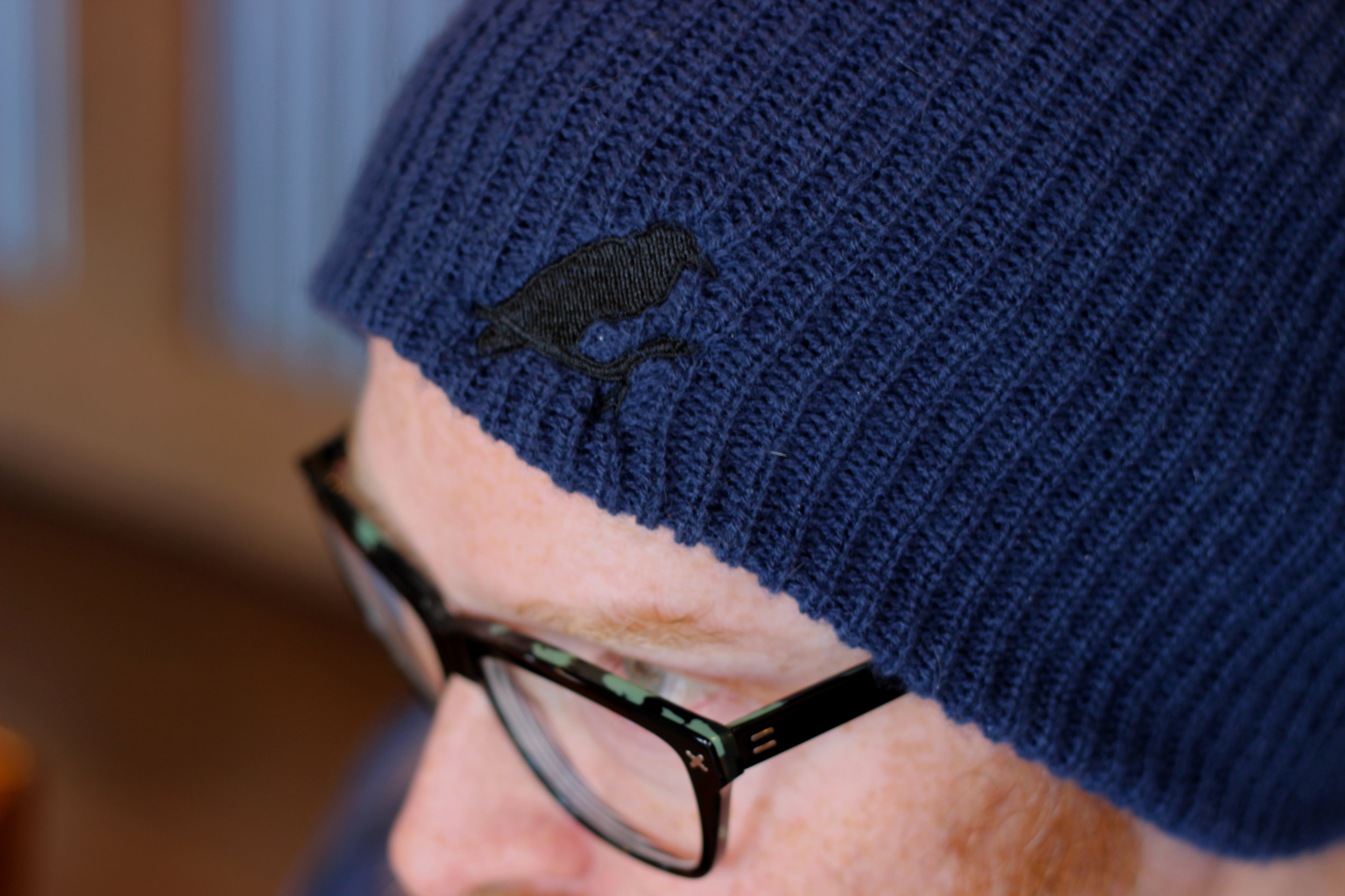 Toques available in Blue, Black, Grey, Ge