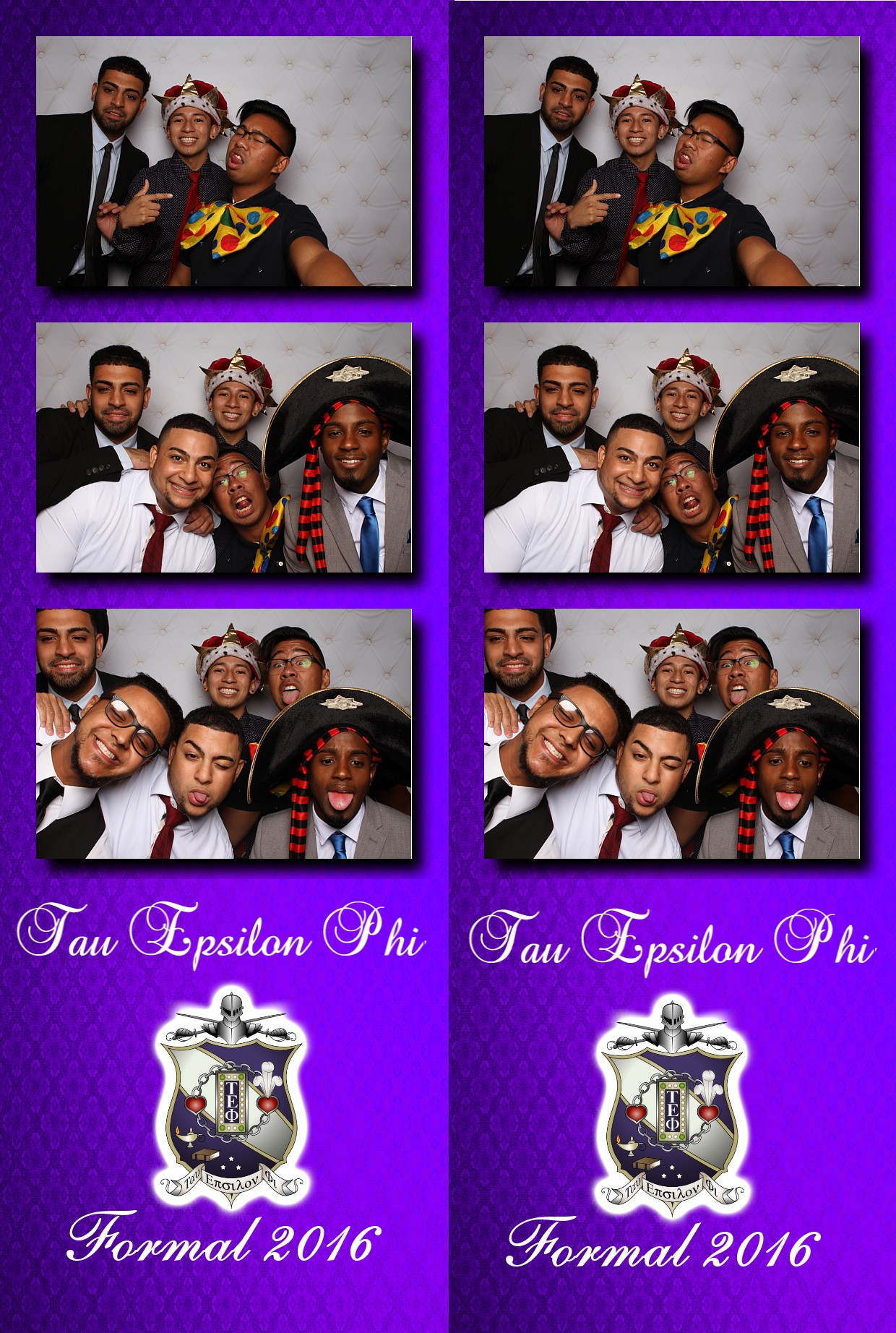 TAU EPSILON PHI FORMAL 2016