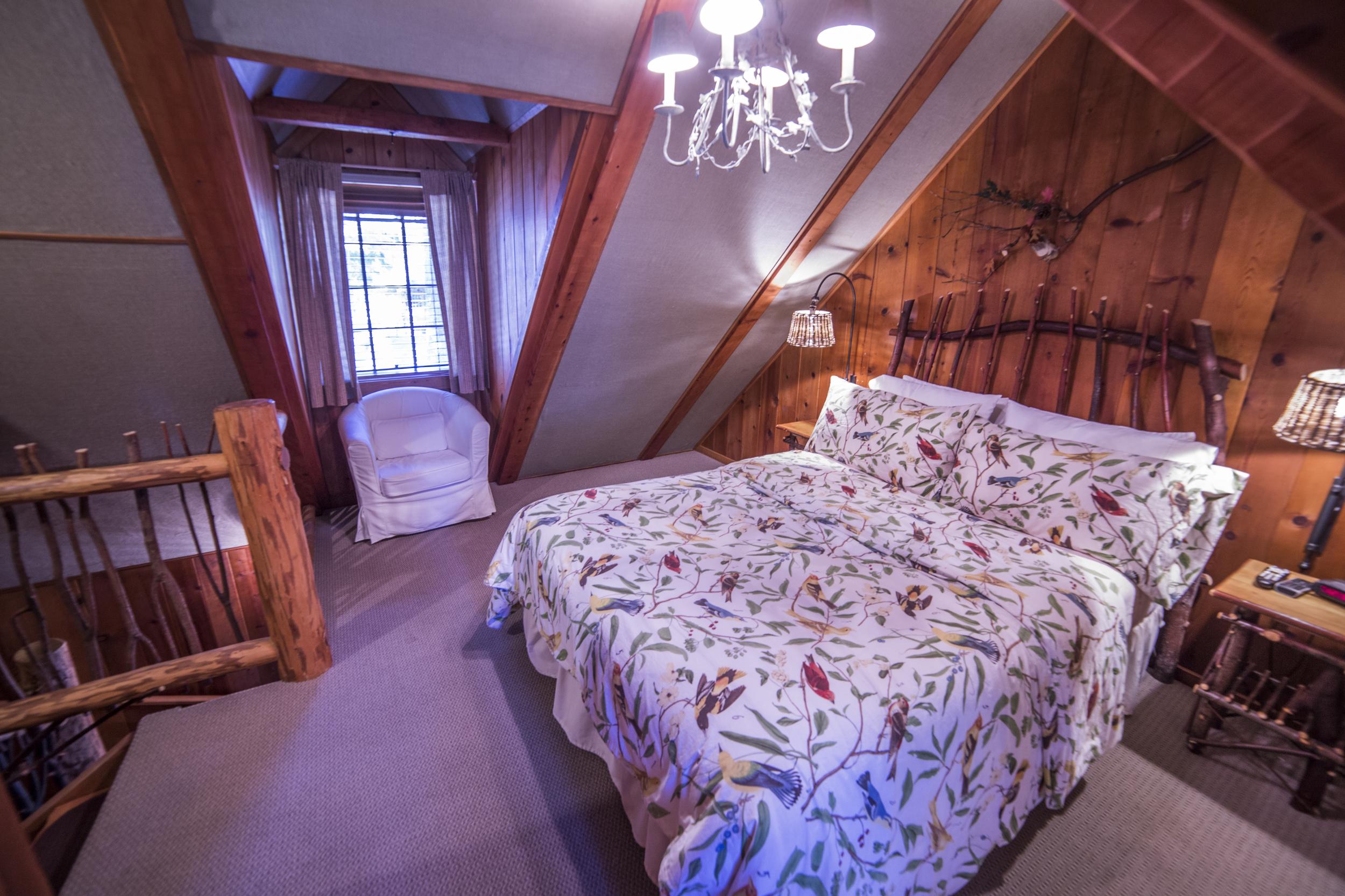 Birds Nest Cottage Inn Room