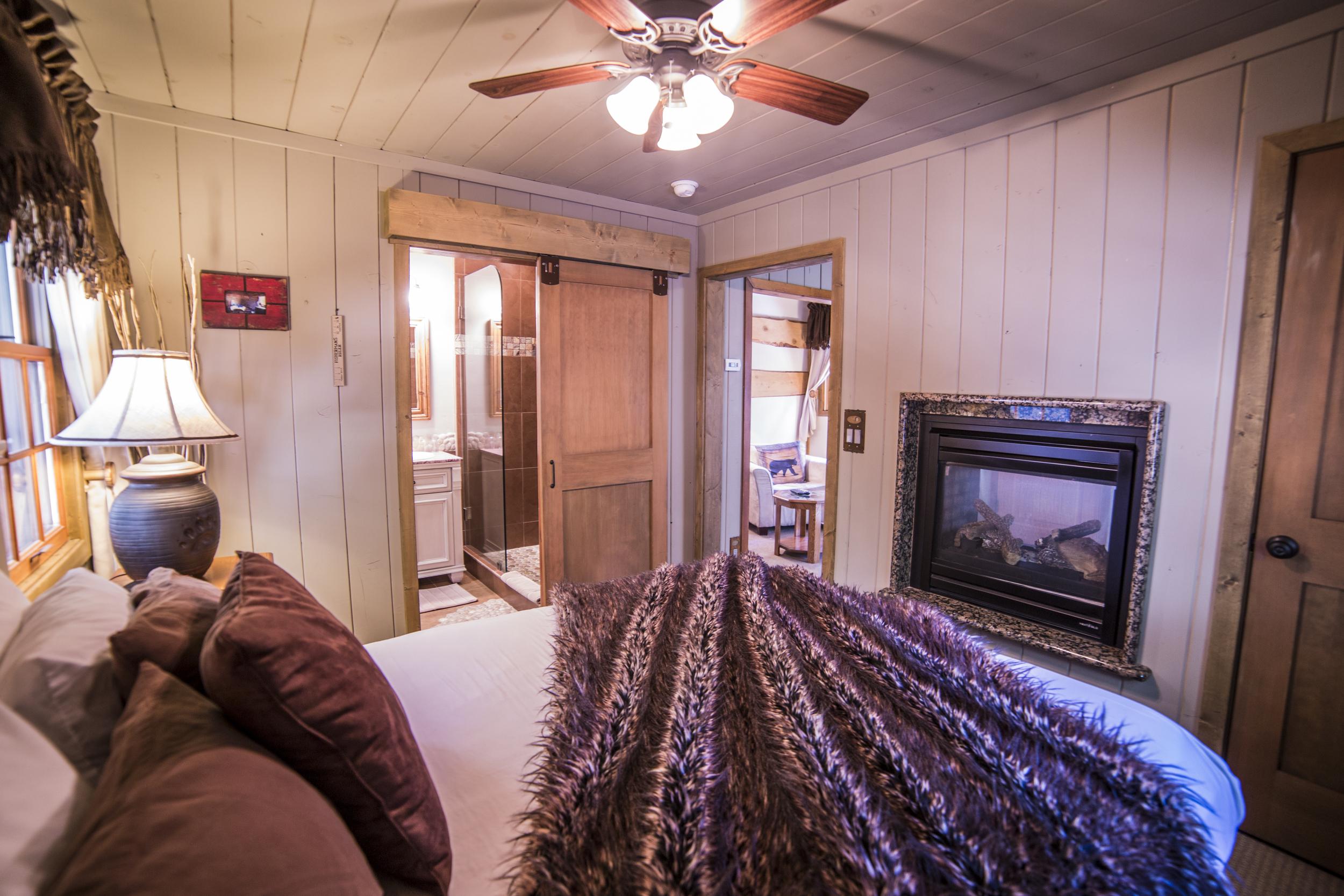 Cottage Time Cottage Inn Room