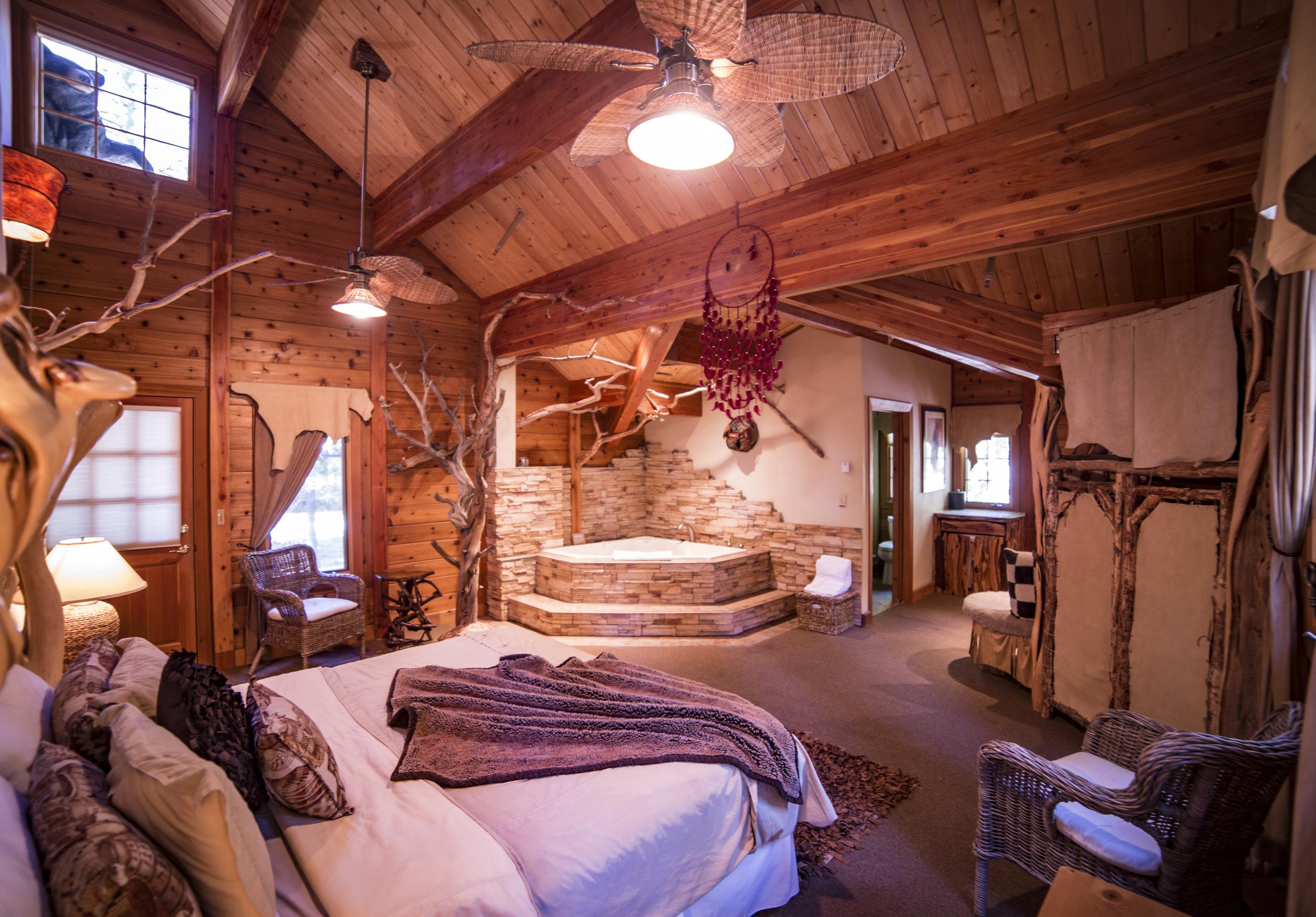 Dream Catcher Cottage Inn Room