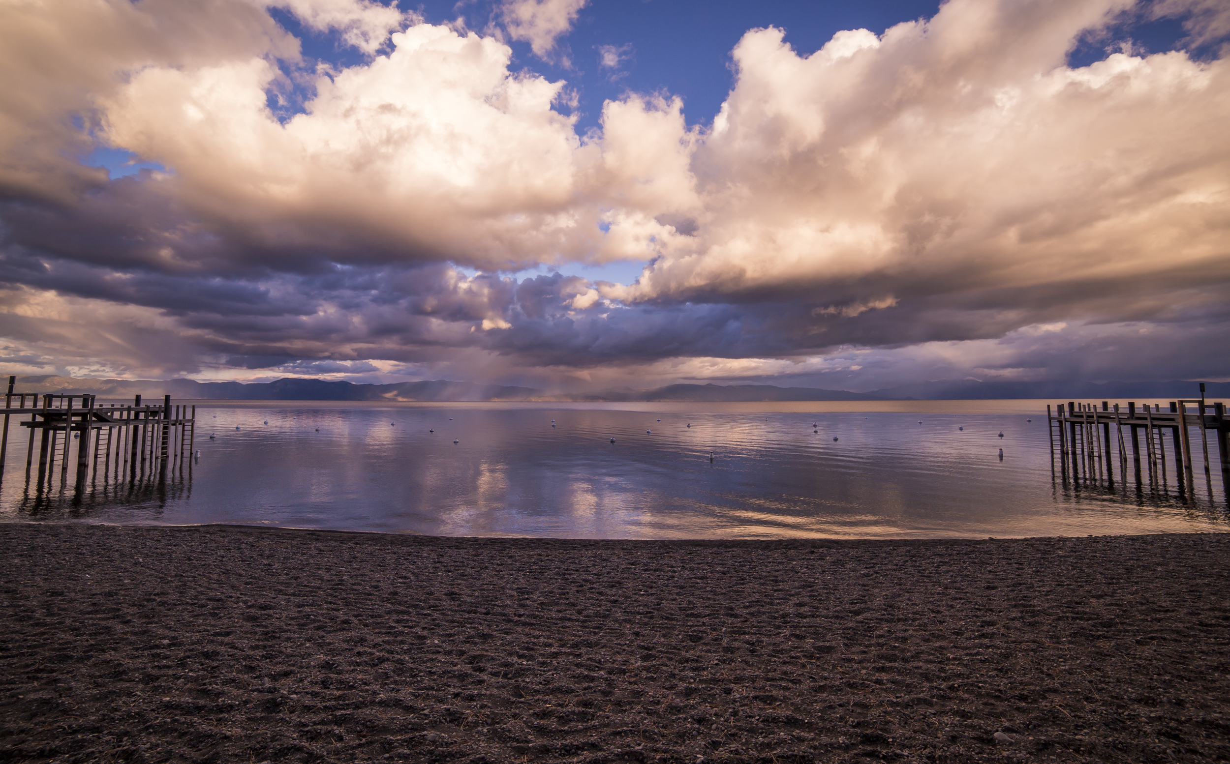 Beach Access at Lake Tahoe via The Cottage Inn