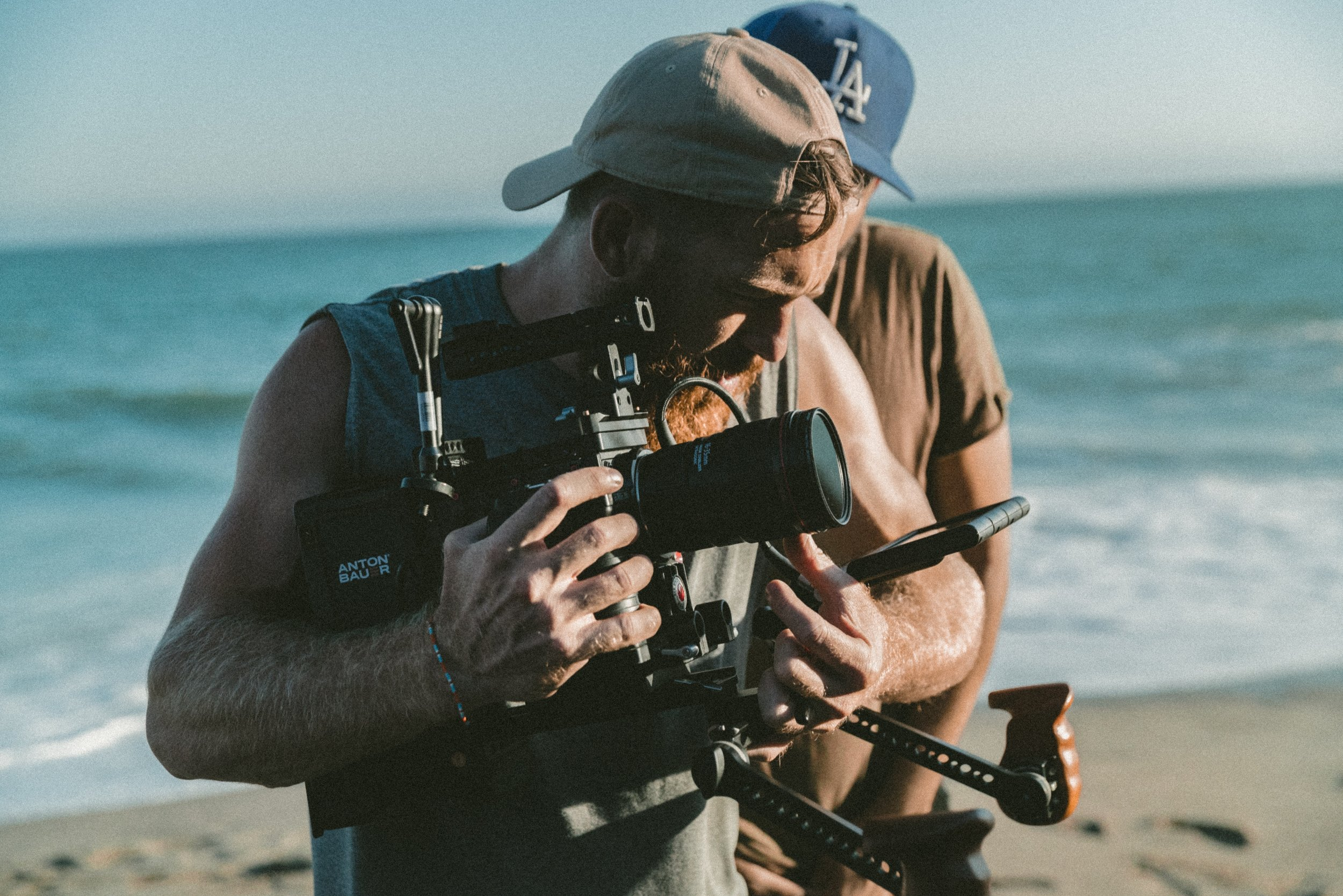 Jakob Owens - Director/Editor & Entrepreneur