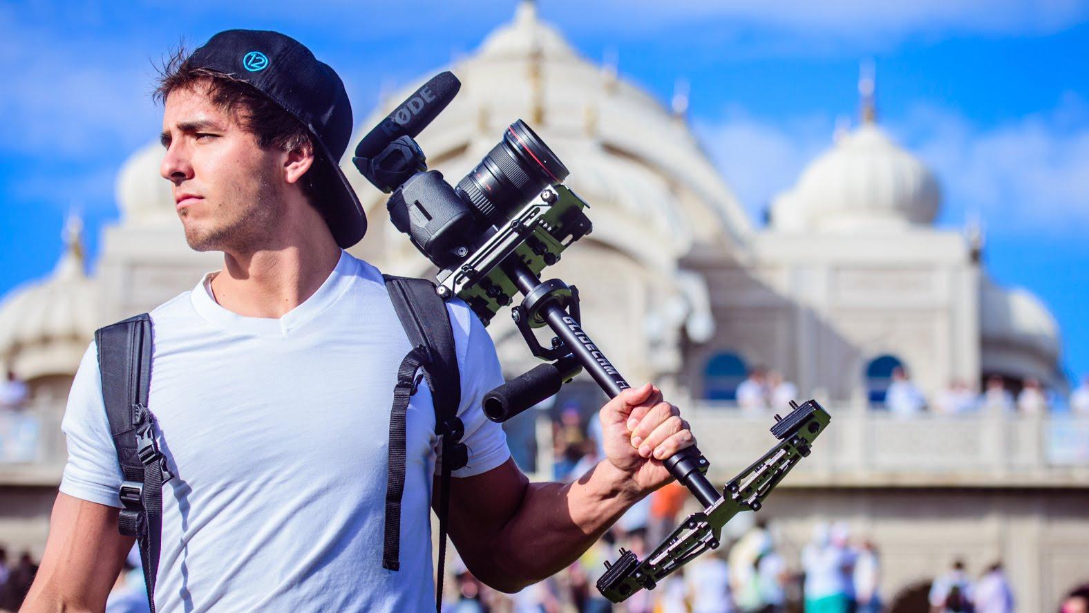 Parker Walbeck - Producer/Videographer & Film Course Designer