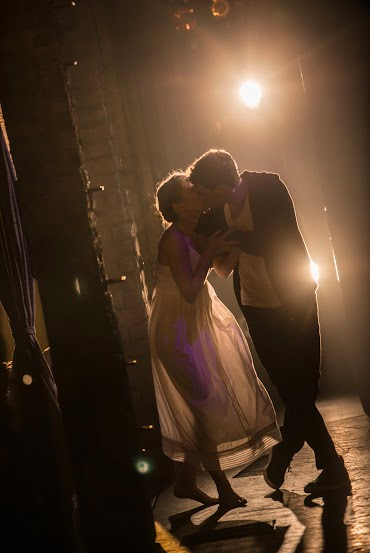 "Jay & Talisa Friedman in ""The Last Goodbye""  - Photo by Billy Bustamante"