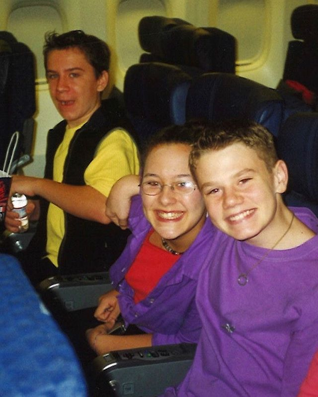 #tbt to the early years of best friendship